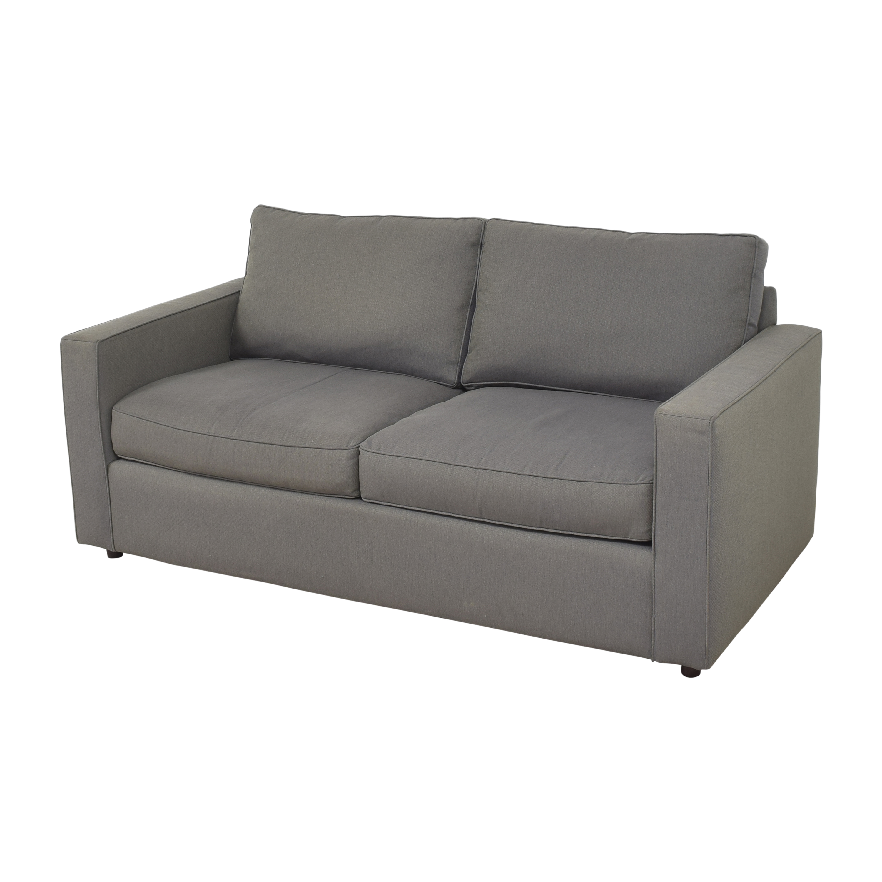 Room & Board Room & Board York Two Cushion Sofa Classic Sofas