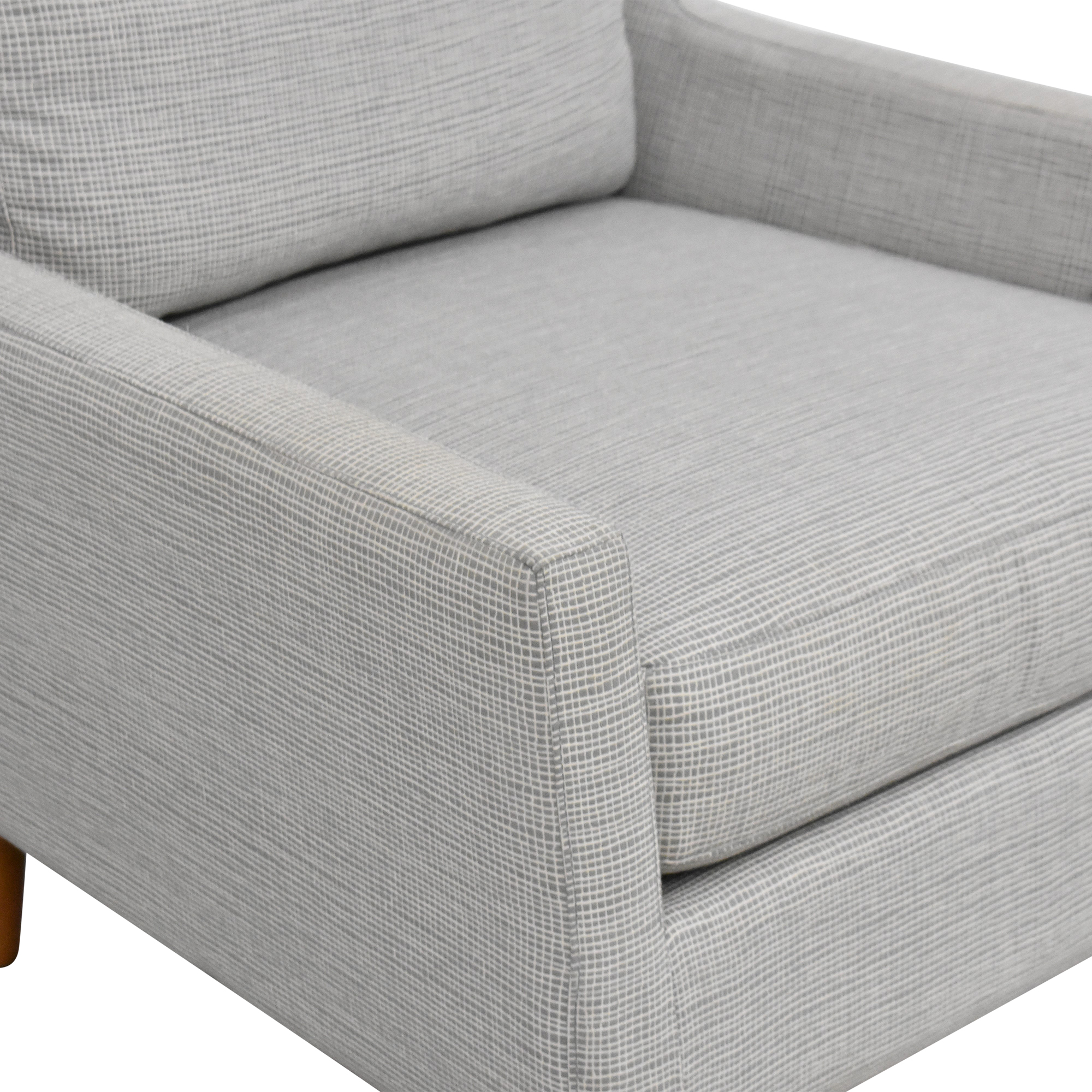 West Elm West Elm Everett Chair Accent Chairs