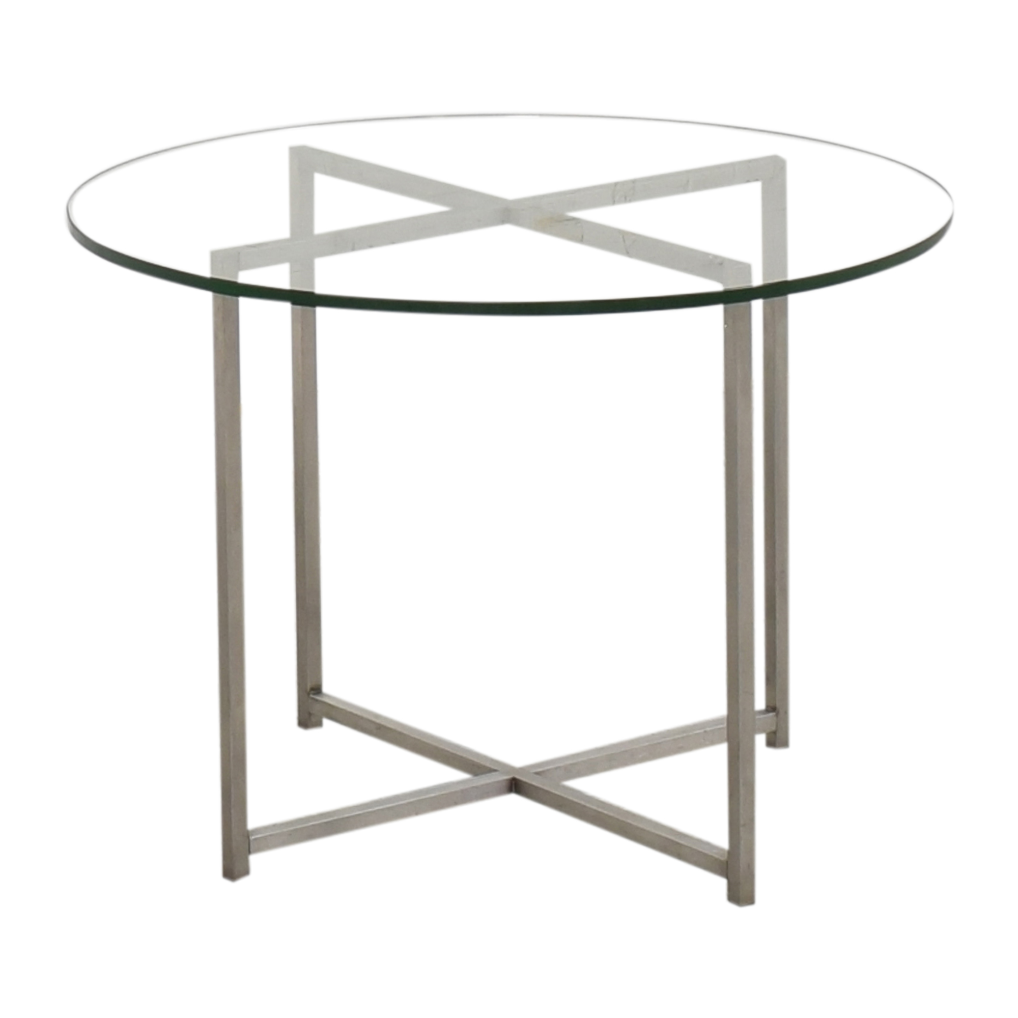 Room & Board Room & Board Classic Round End Table for sale