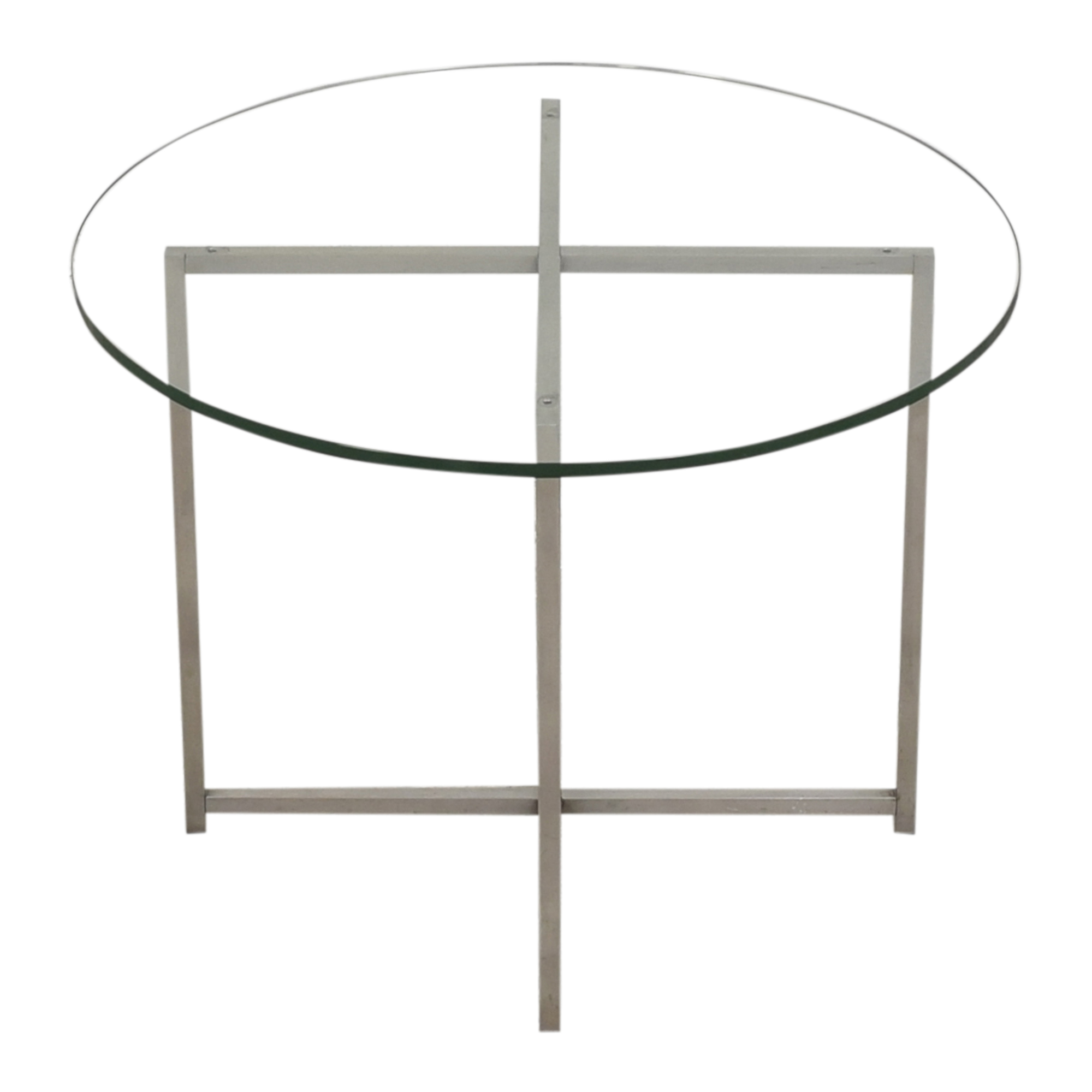 Room & Board Room & Board Classic Round End Table pa