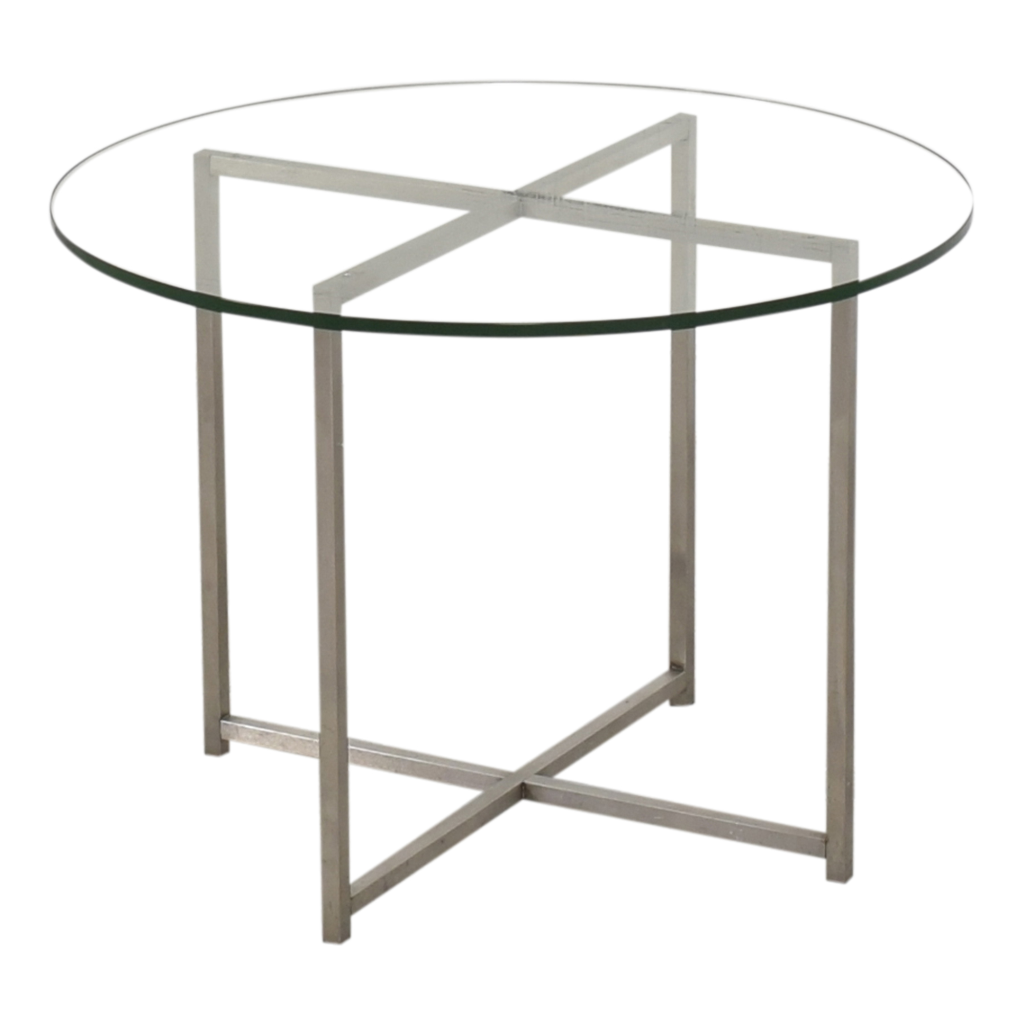 buy Room & Board Classic Round End Table Room & Board Tables