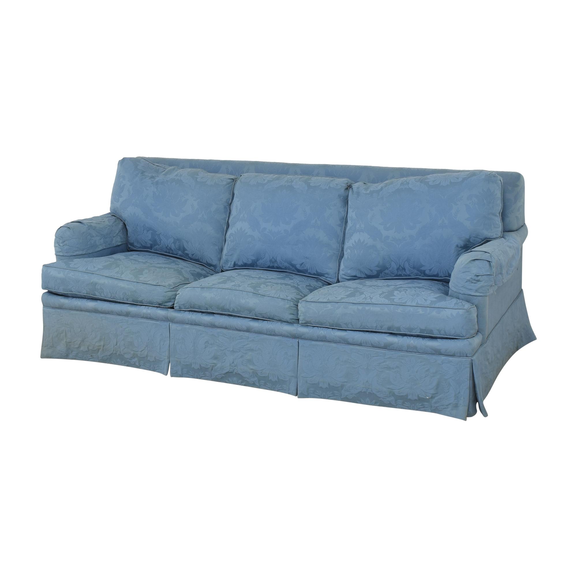 buy Sherrill Furniture Damask Sleeper Sofa Sherrill Furniture Sofa Beds