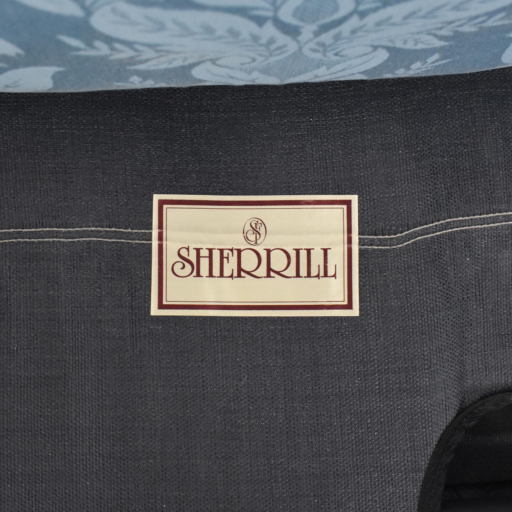 Sherrill Furniture Sherrill Furniture Damask Sleeper Sofa discount