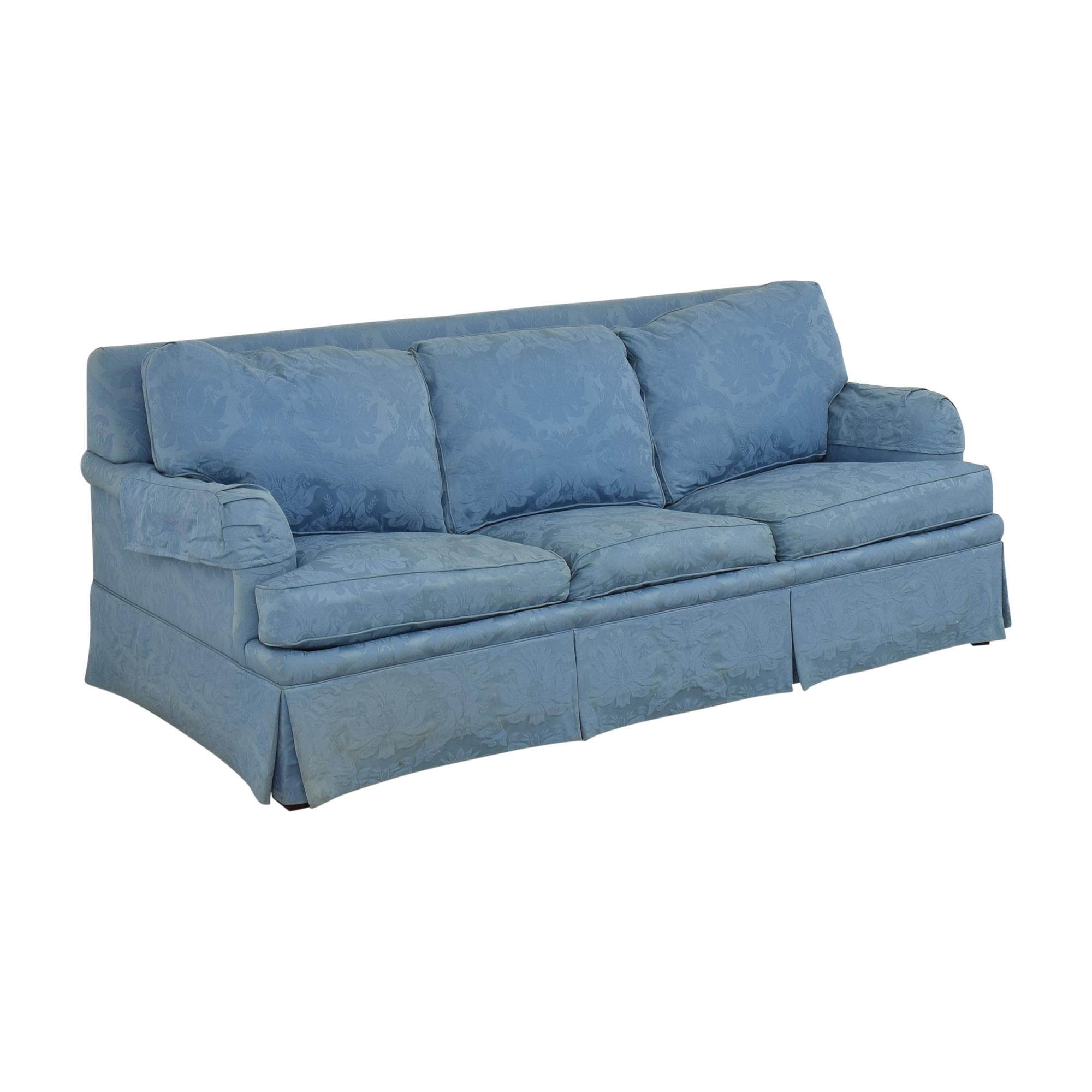 Sherrill Furniture Sherrill Furniture Damask Sleeper Sofa