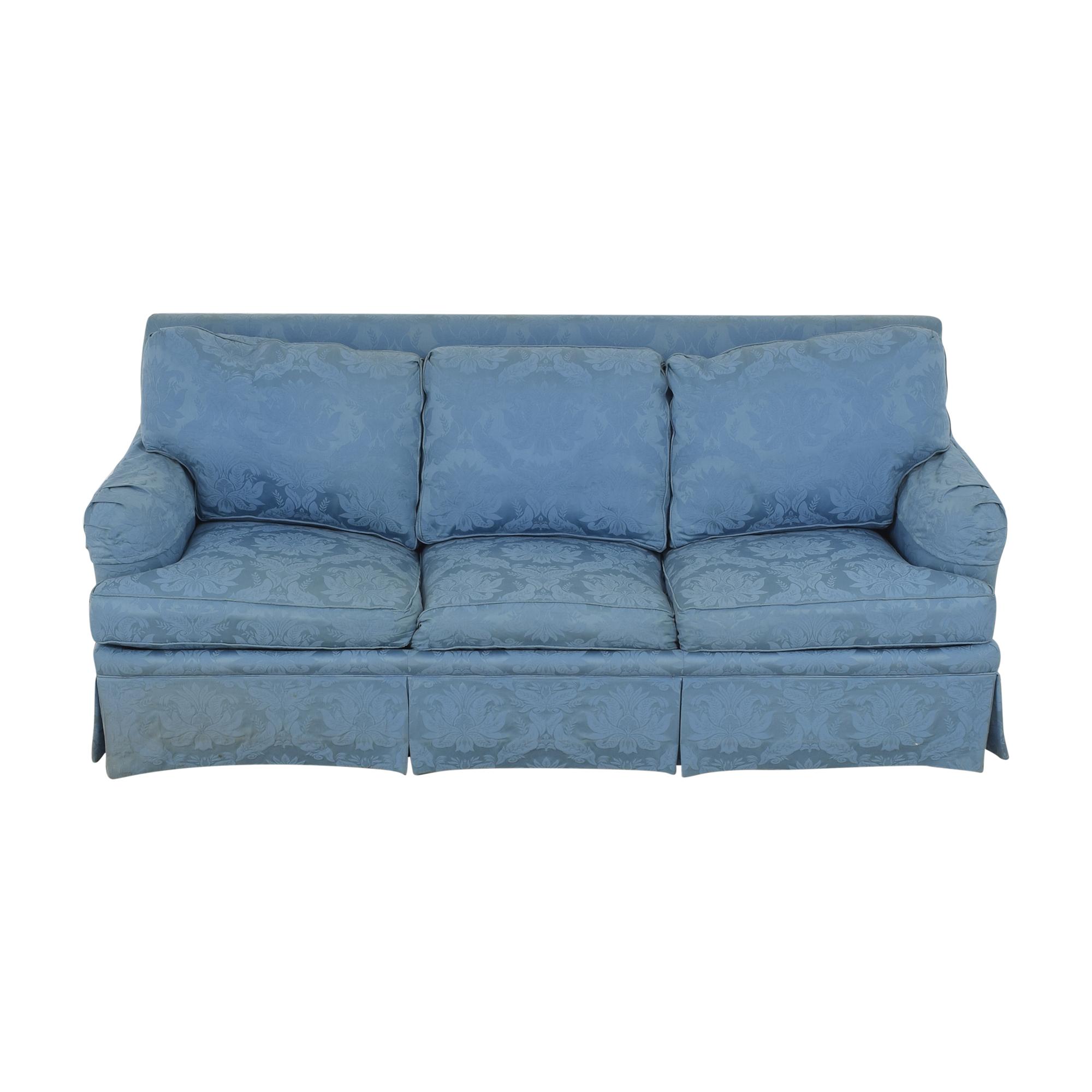 shop Sherrill Furniture Damask Sleeper Sofa Sherrill Furniture Sofa Beds