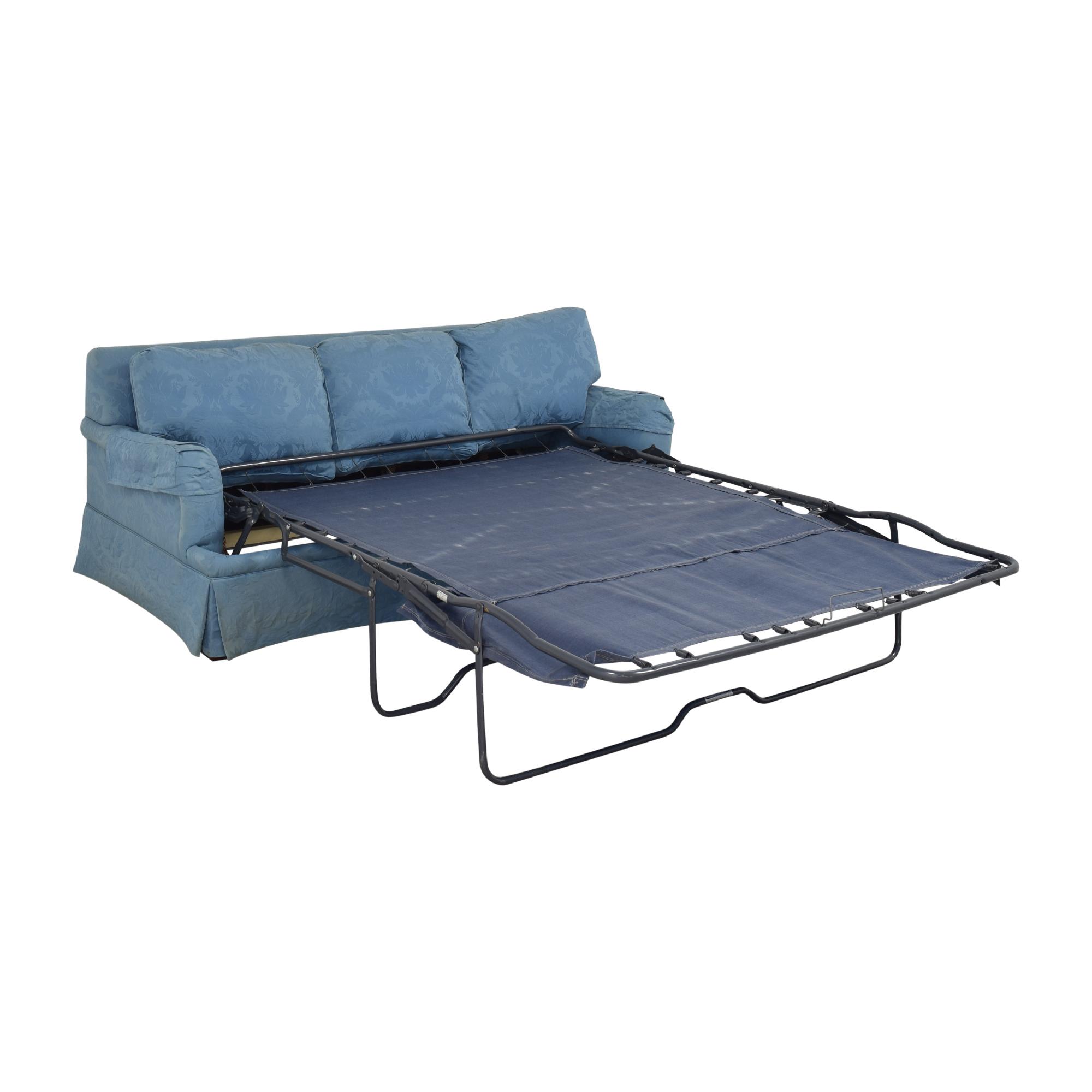 Sherrill Furniture Sherrill Furniture Damask Sleeper Sofa ct
