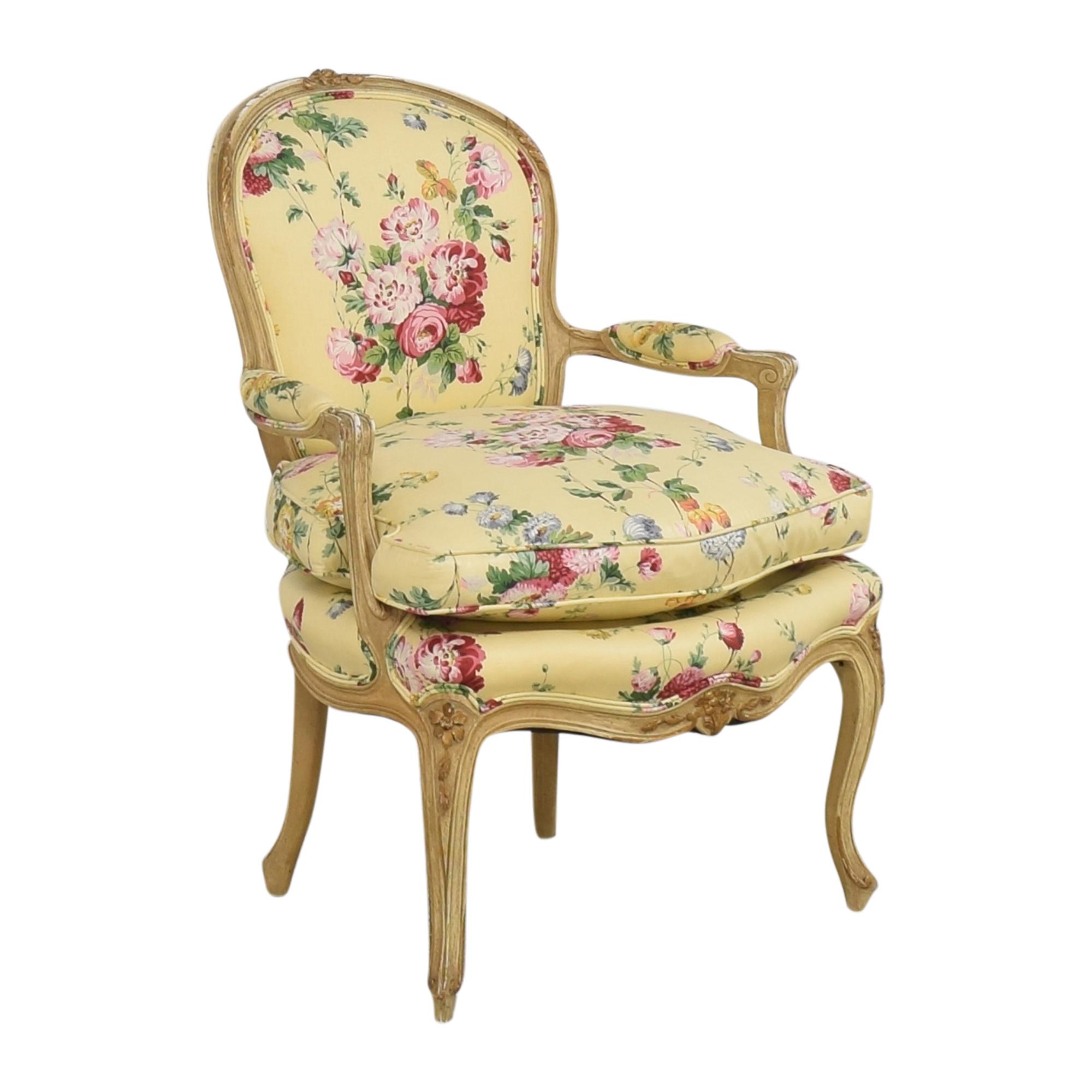 shop Brunschwig & Fils Brunschwig & Fils Custom Floral Chair online