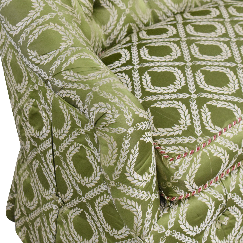 Custom Tufted Sofa sale