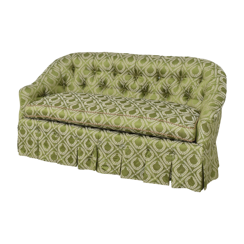 Custom Tufted Sofa coupon