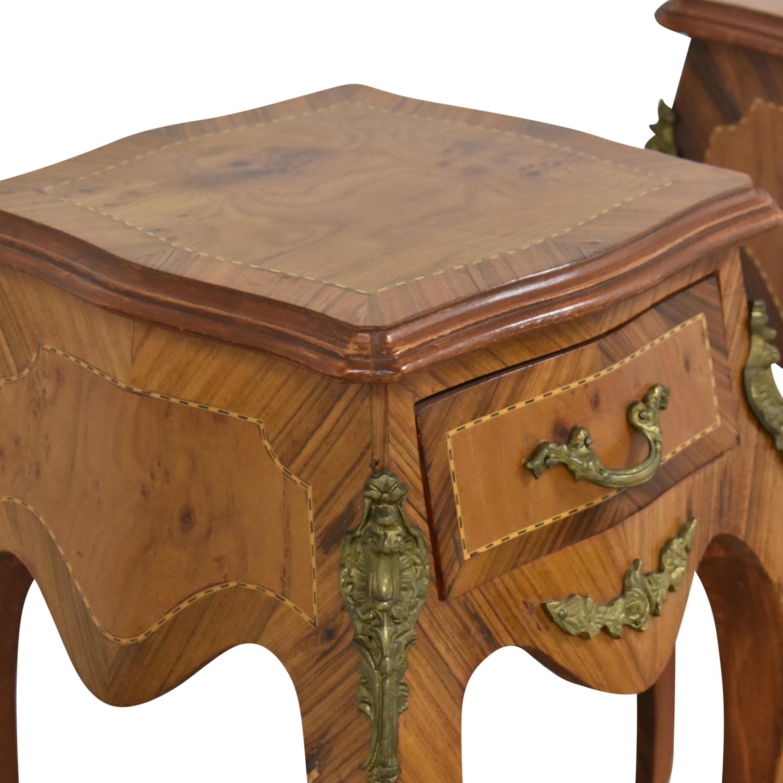 Ornate Side Tables ma