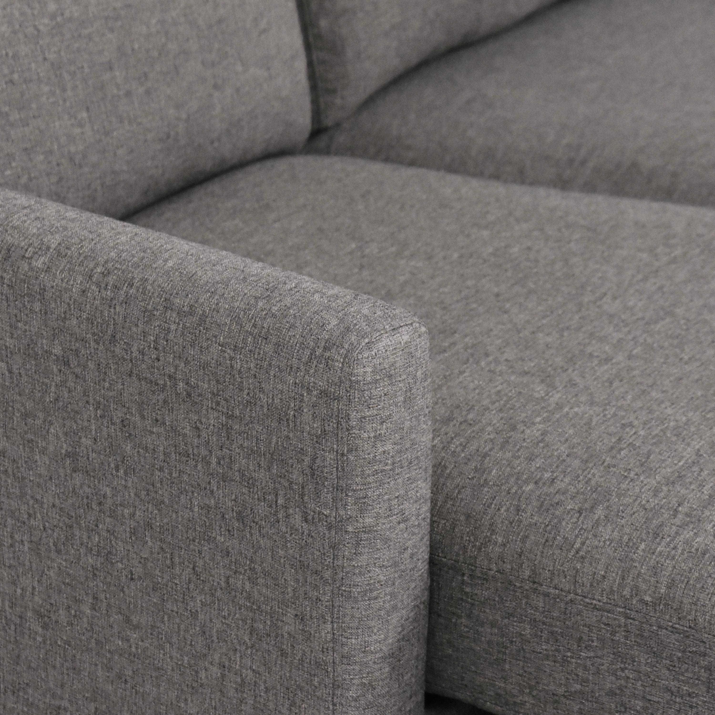 Wayfair Wayfair Zipcode Designs Cazenovia Sectional Sofa Sofas