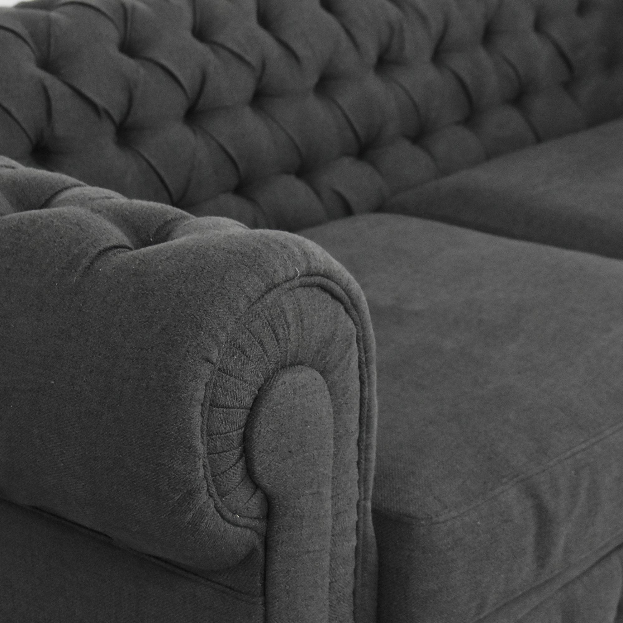 Kardiel Modern Classic Chesterfield Sofa sale