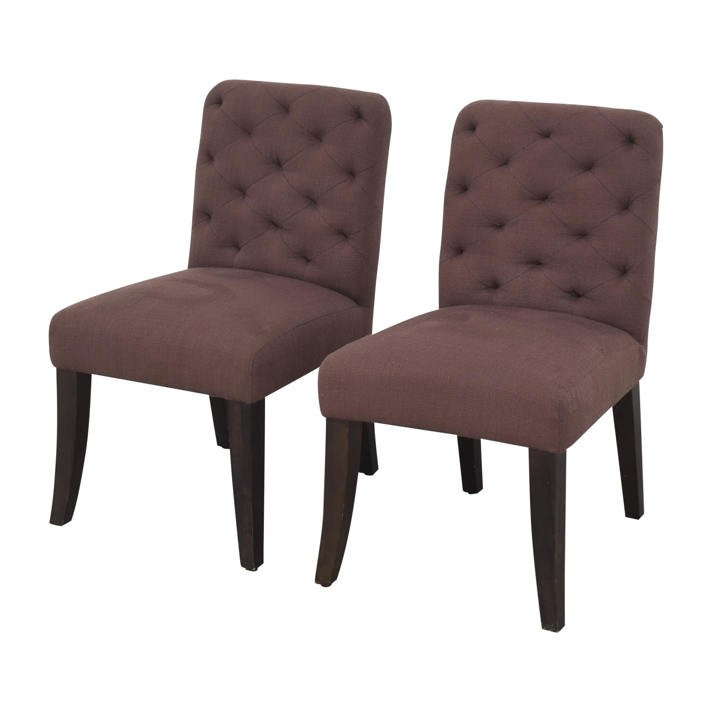 West Elm West Elm Elton Dining Chairs ma