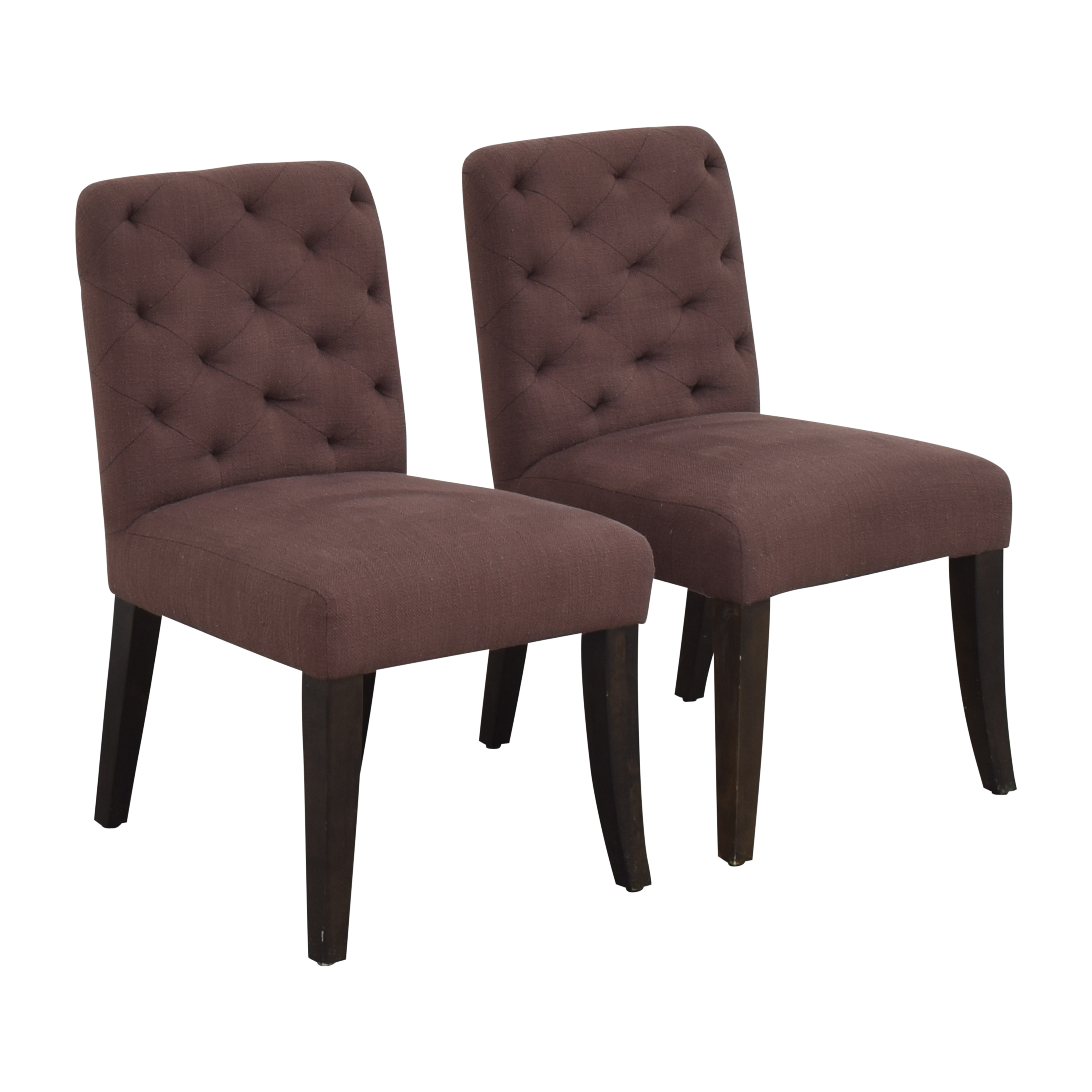 West Elm West Elm Elton Dining Chairs used