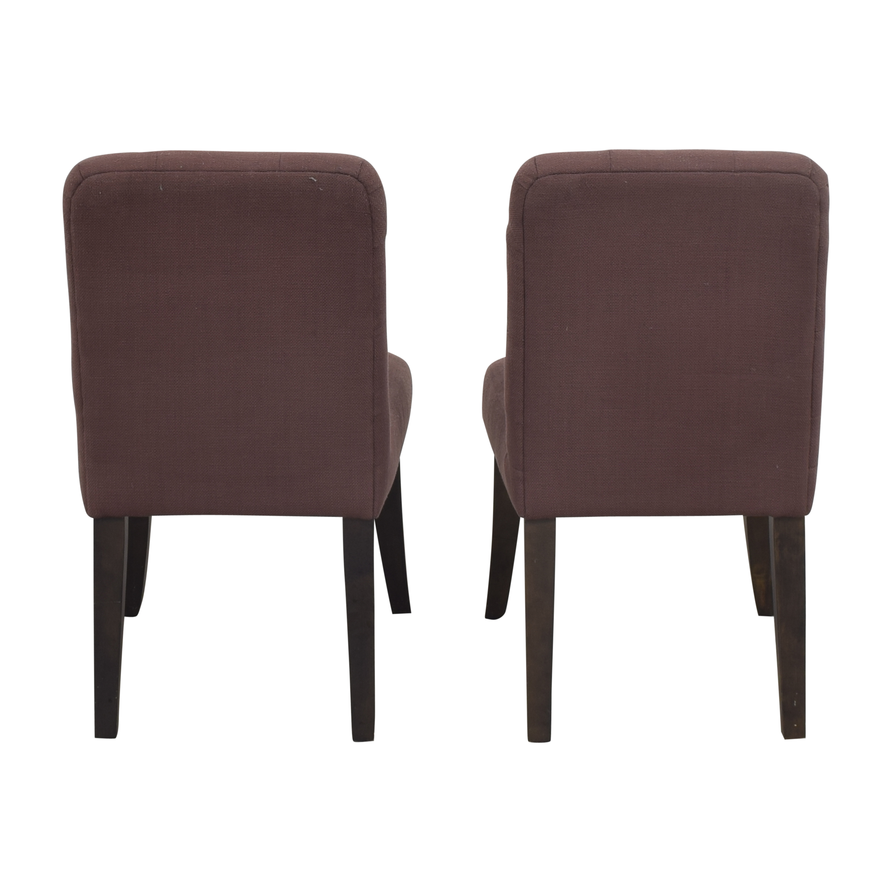 buy West Elm Elton Dining Chairs West Elm Chairs
