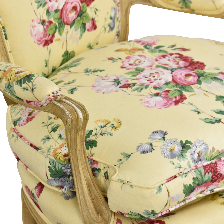 Brunschwig & Fils Brunschwig & Fils Custom Floral Chair price