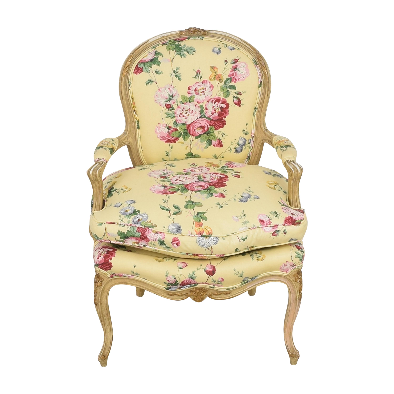 Brunschwig & Fils Brunschwig & Fils Custom Floral Chair Chairs