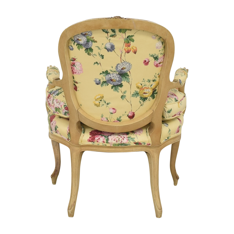 Brunschwig & Fils Brunschwig & Fils Custom Floral Chair dimensions