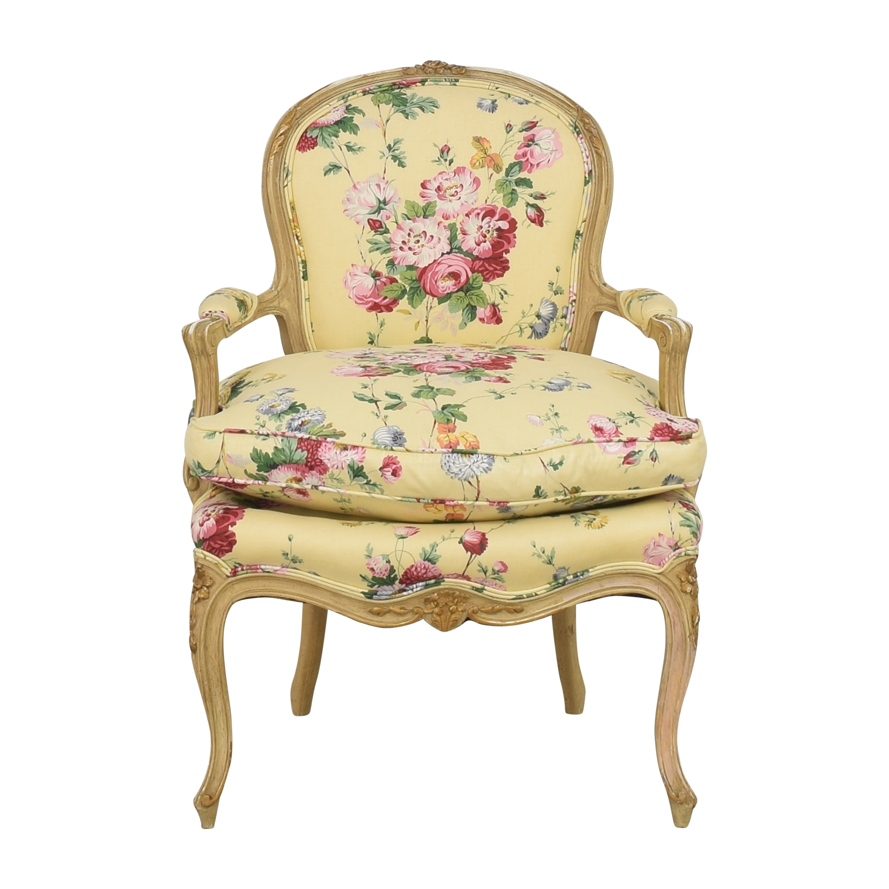 buy Brunschwig & Fils Brunschwig & Fils Custom Floral Chair online