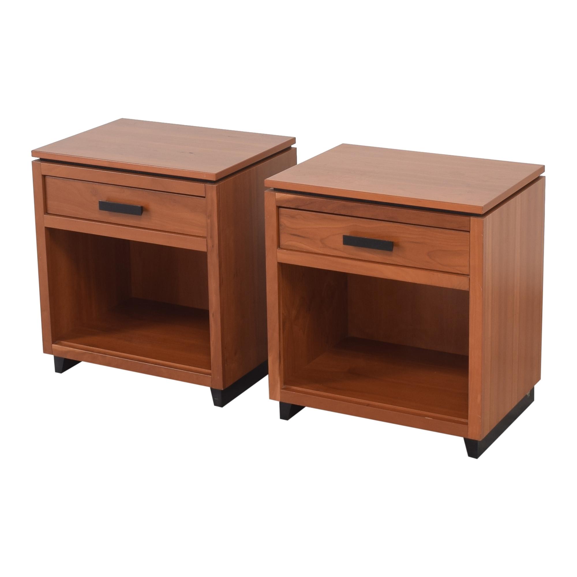 buy Workbench Single Drawer Nightstands Workbench Tables