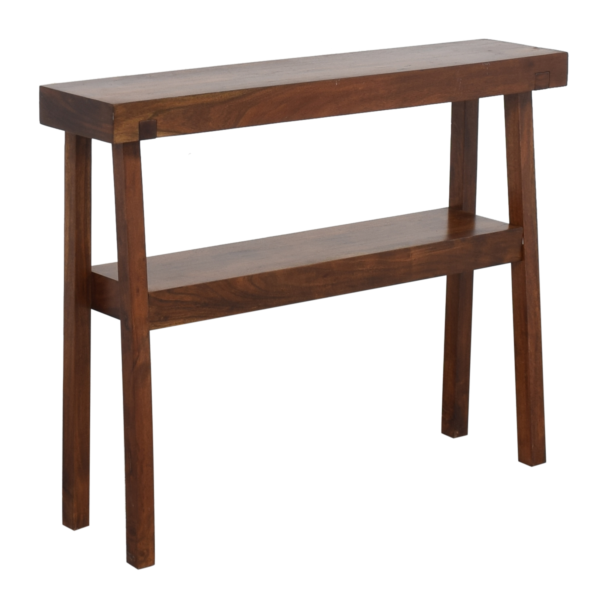 West Elm West Elm Rustic Console Table nyc
