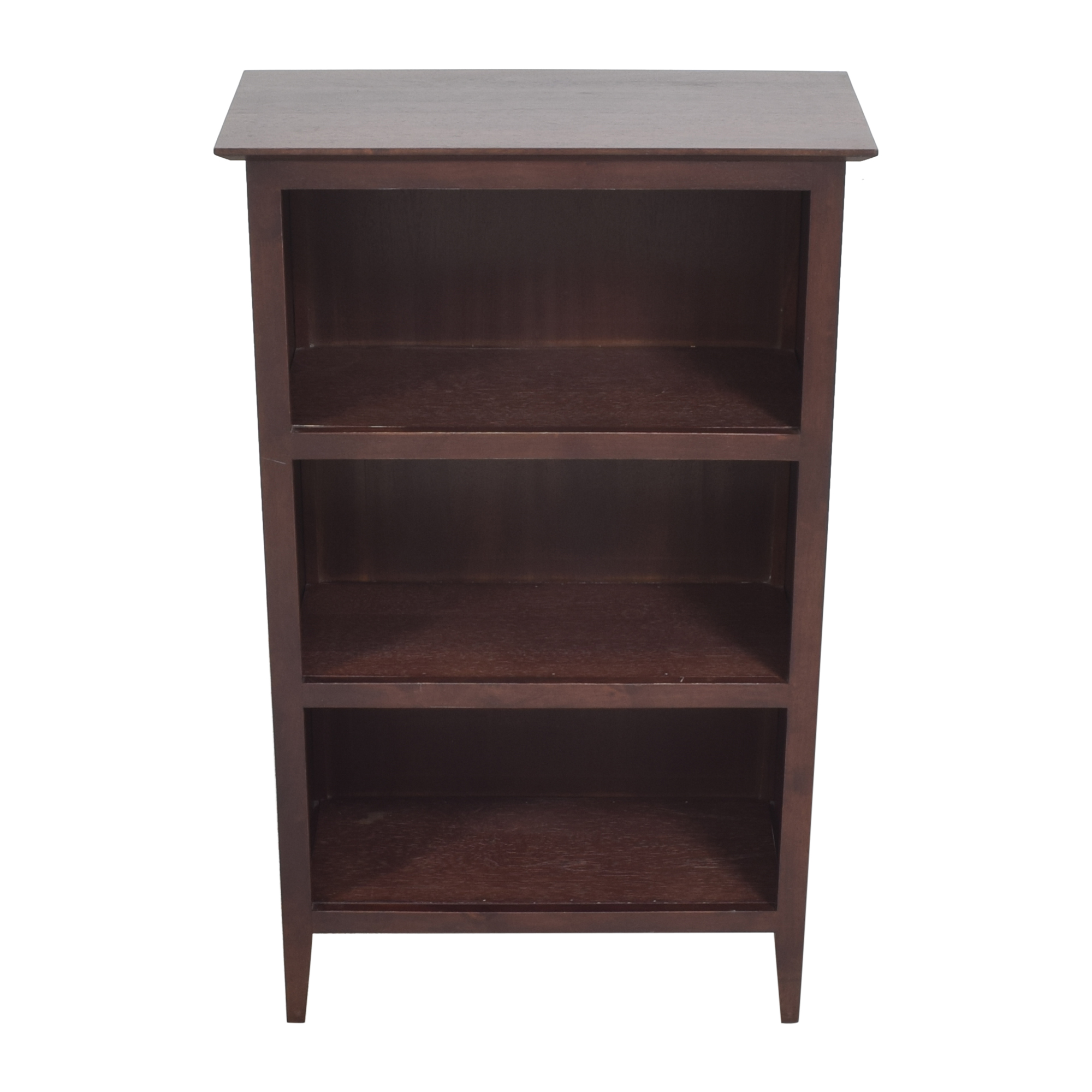 shop Three Shelf Bookcase  Storage