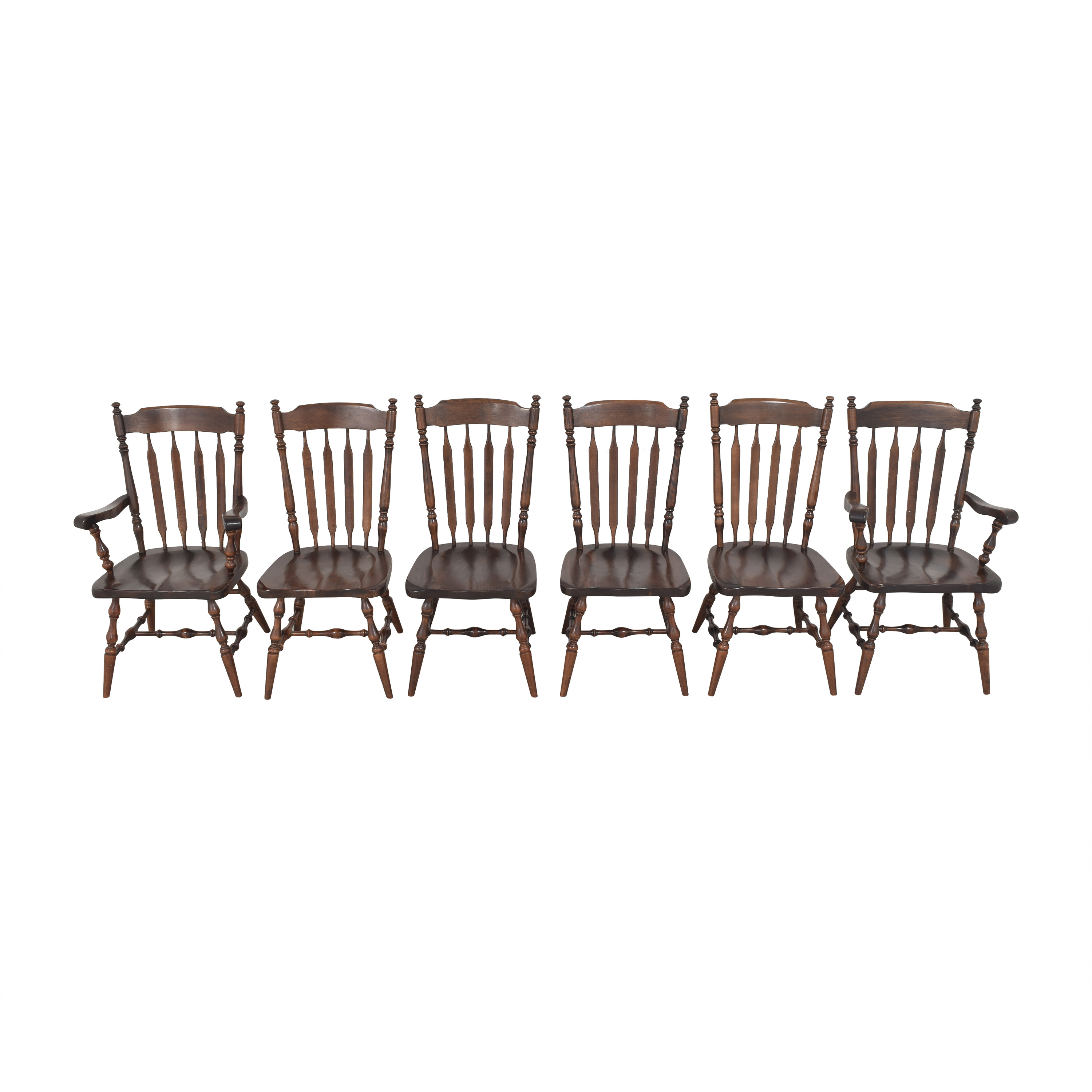 buy Ethan Allen Windsor Dining Chairs Ethan Allen Dining Chairs