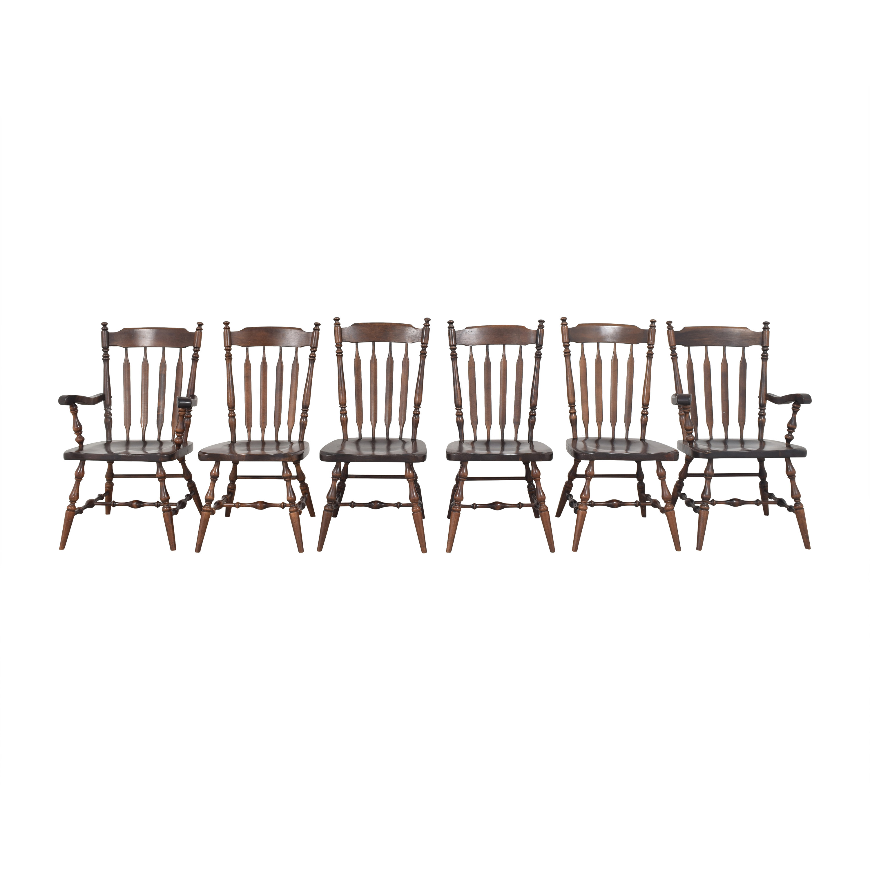 buy Ethan Allen Windsor Dining Chairs Ethan Allen Chairs