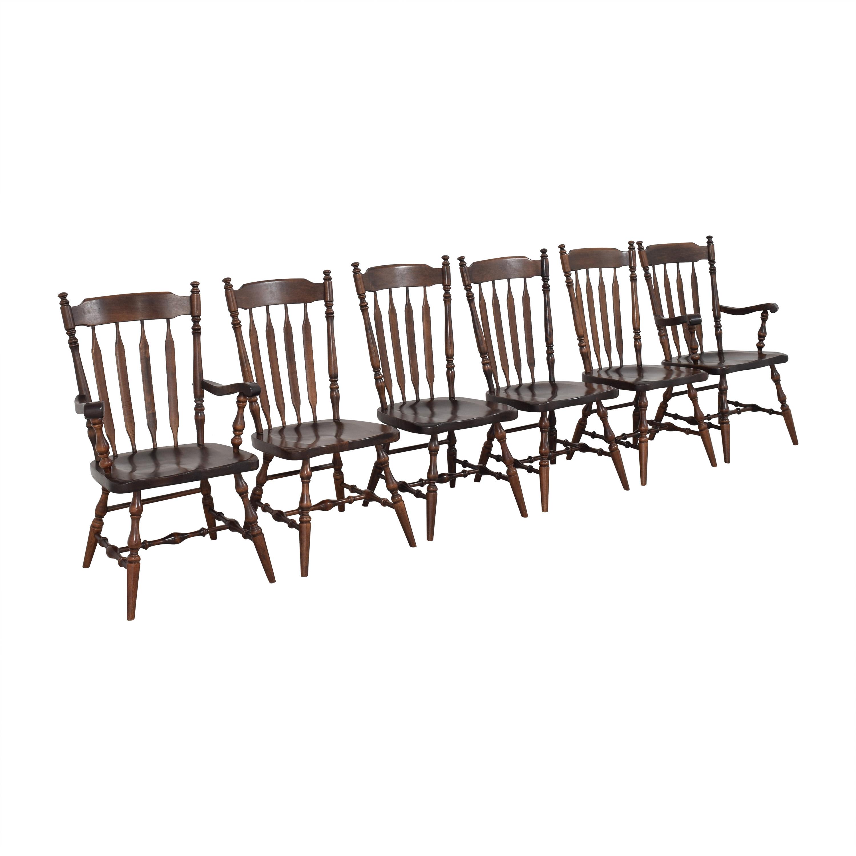 buy Ethan Allen Ethan Allen Windsor Dining Chairs online