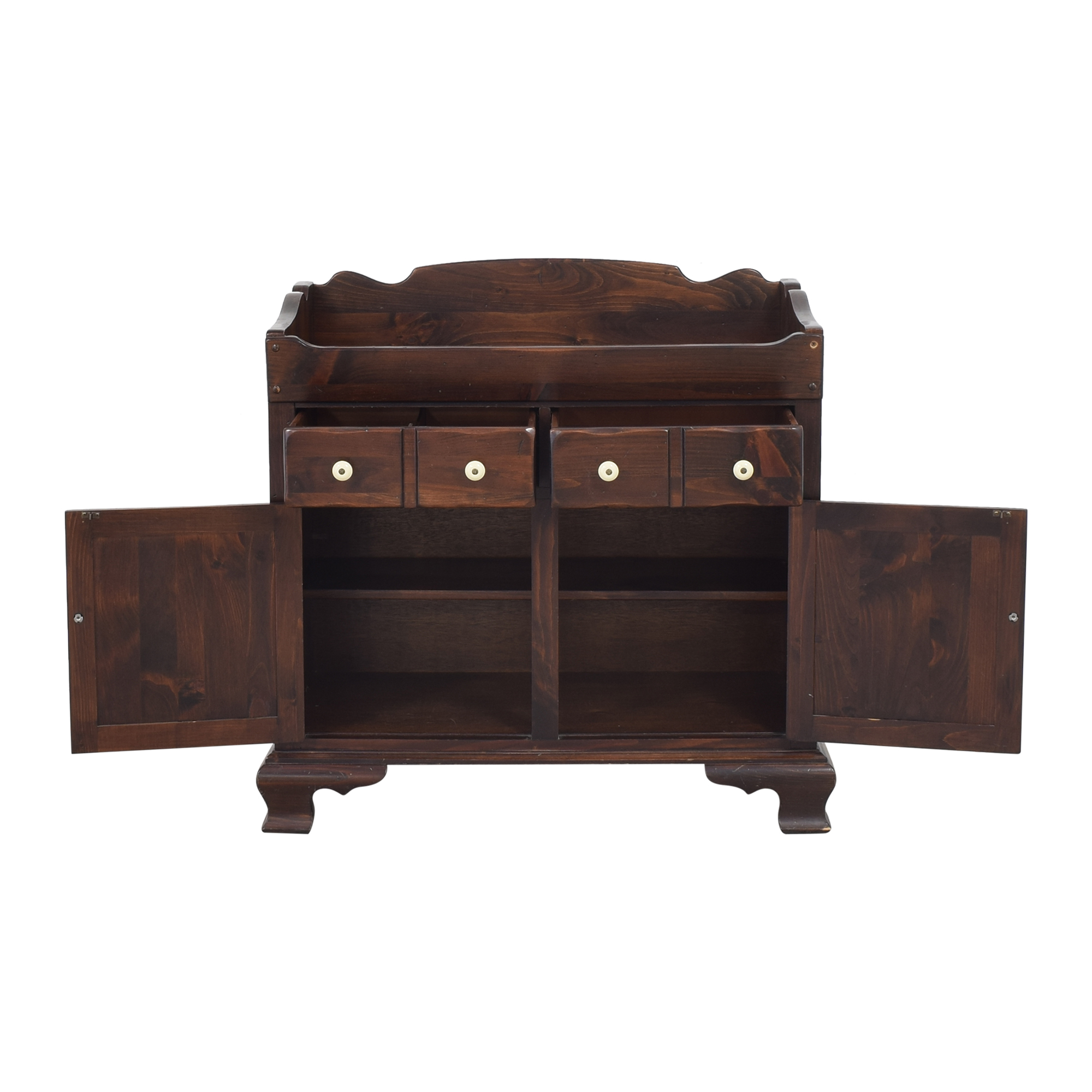 Ethan Allen Ethan Allen Colonial-Style Dry Sink Cabinet price