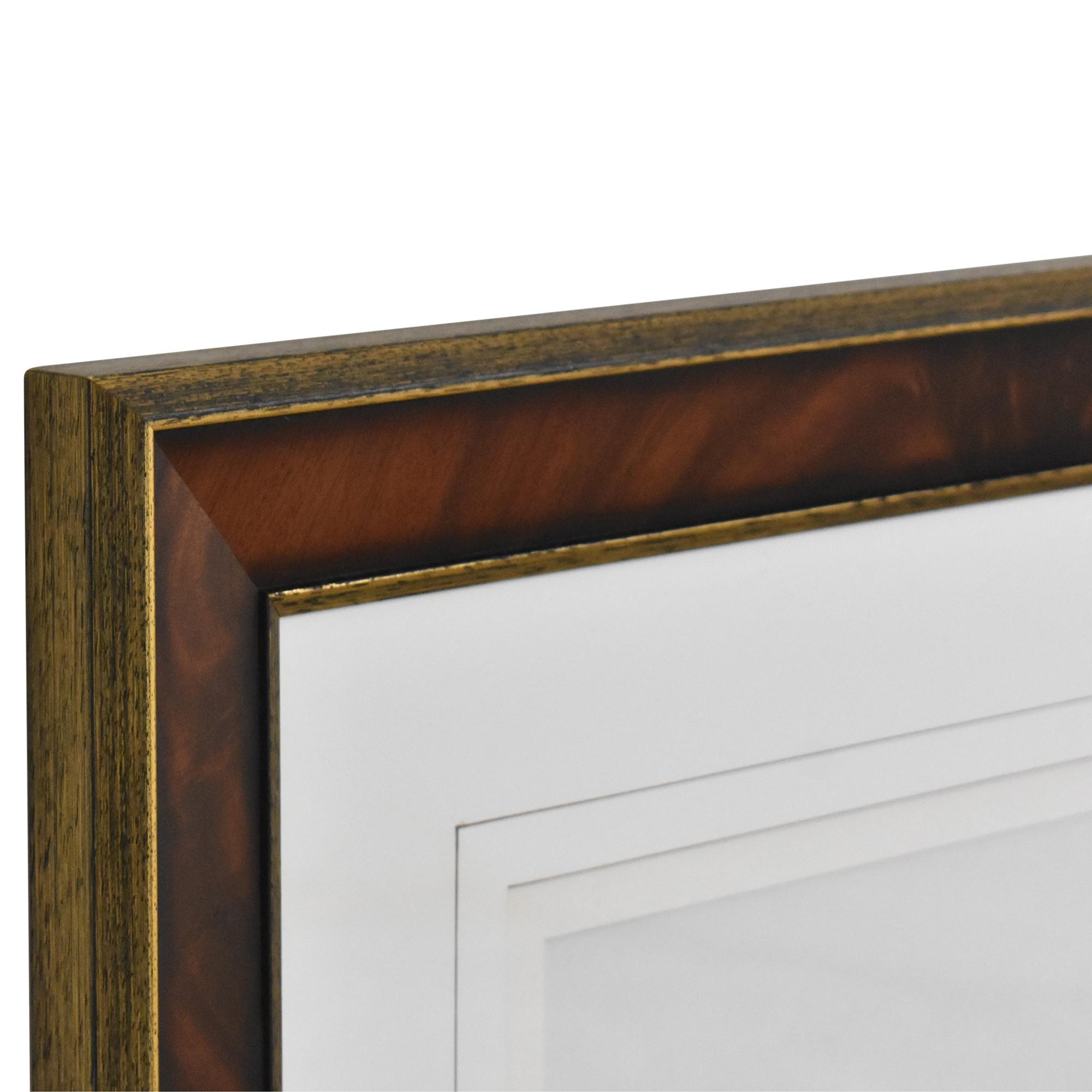 Ethan Allen  Ethan Allen Framed Wall Art dimensions
