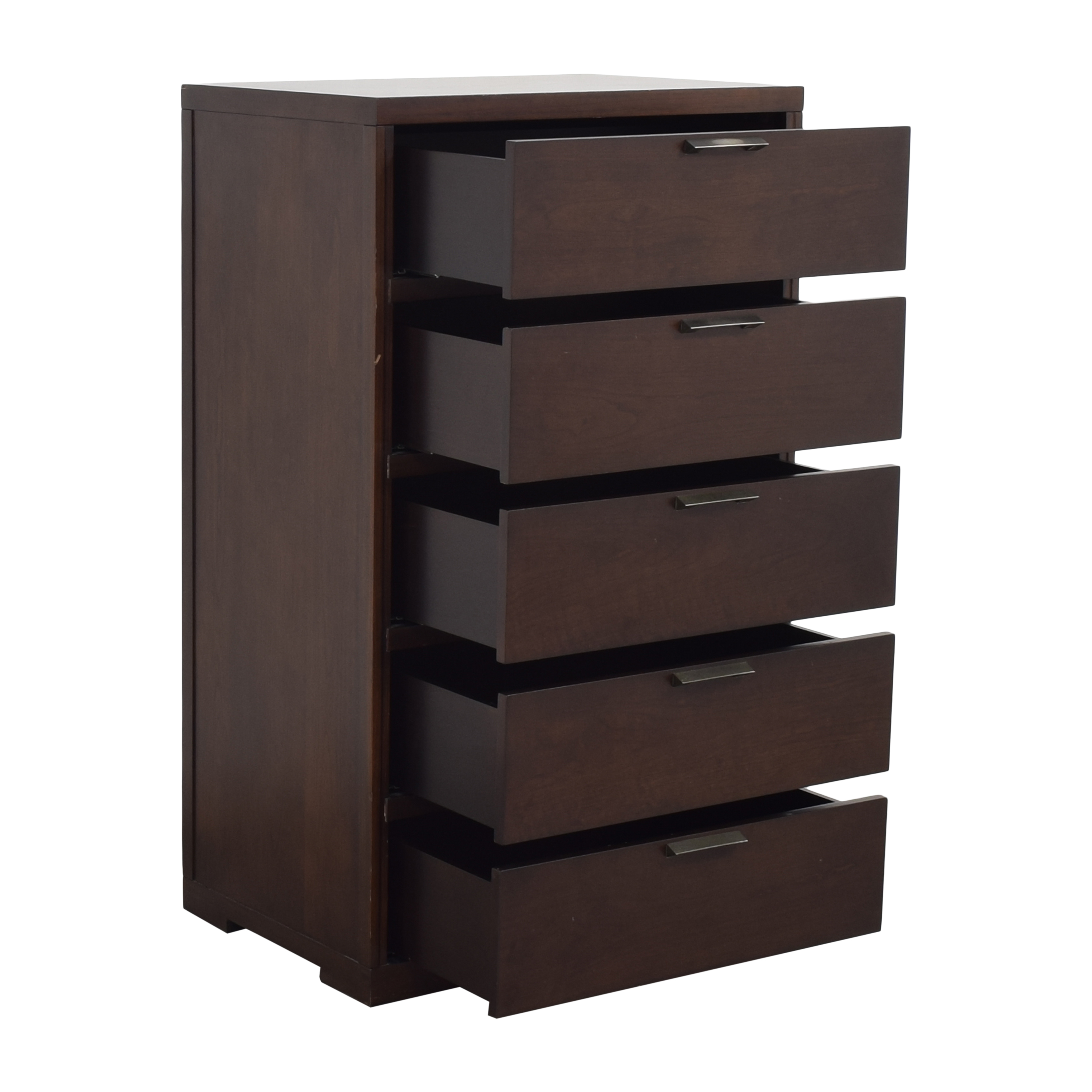 Crate & Barrel Crate & Barrel Asher Five Drawer Chest discount