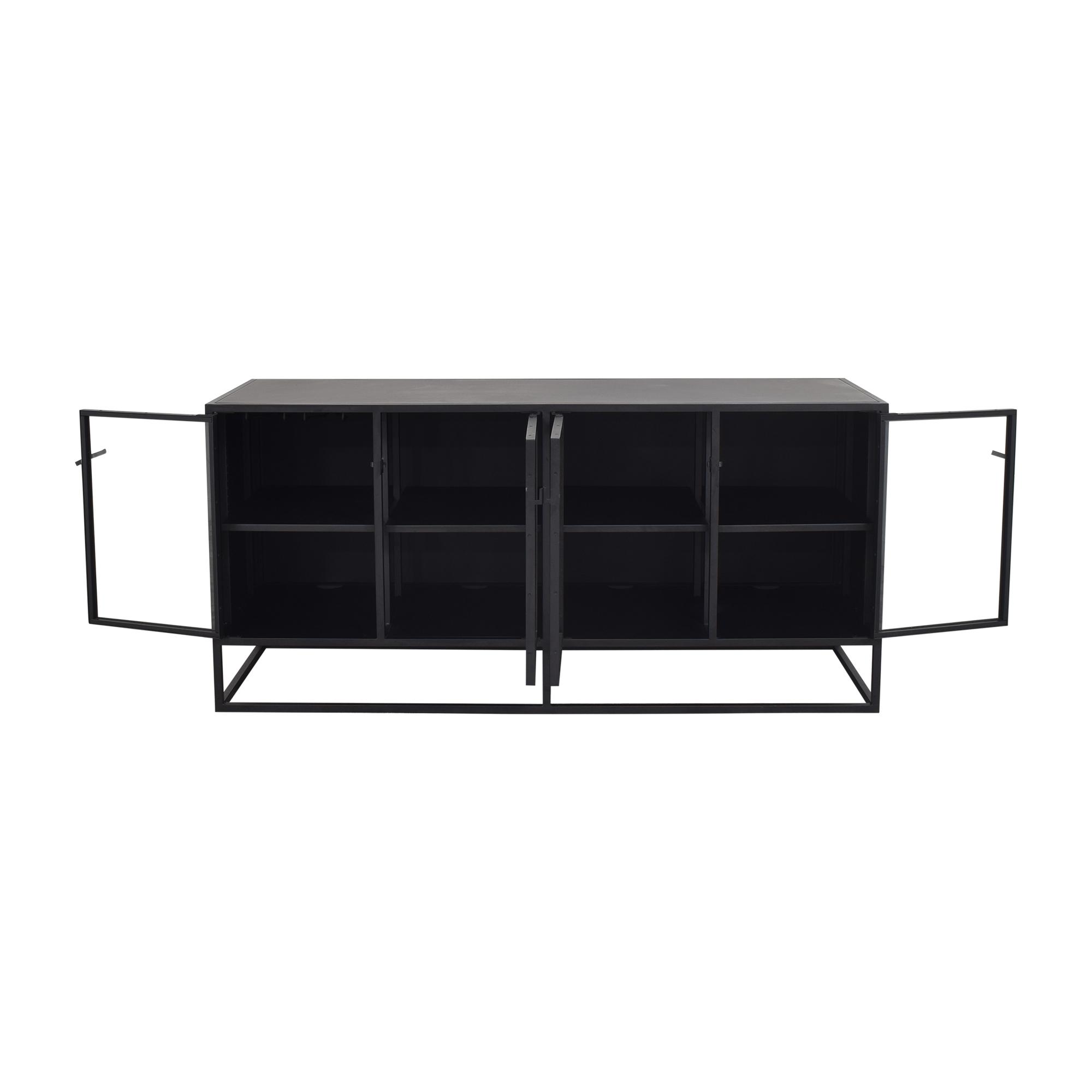 Crate & Barrel Casement Large Sideboard / Storage