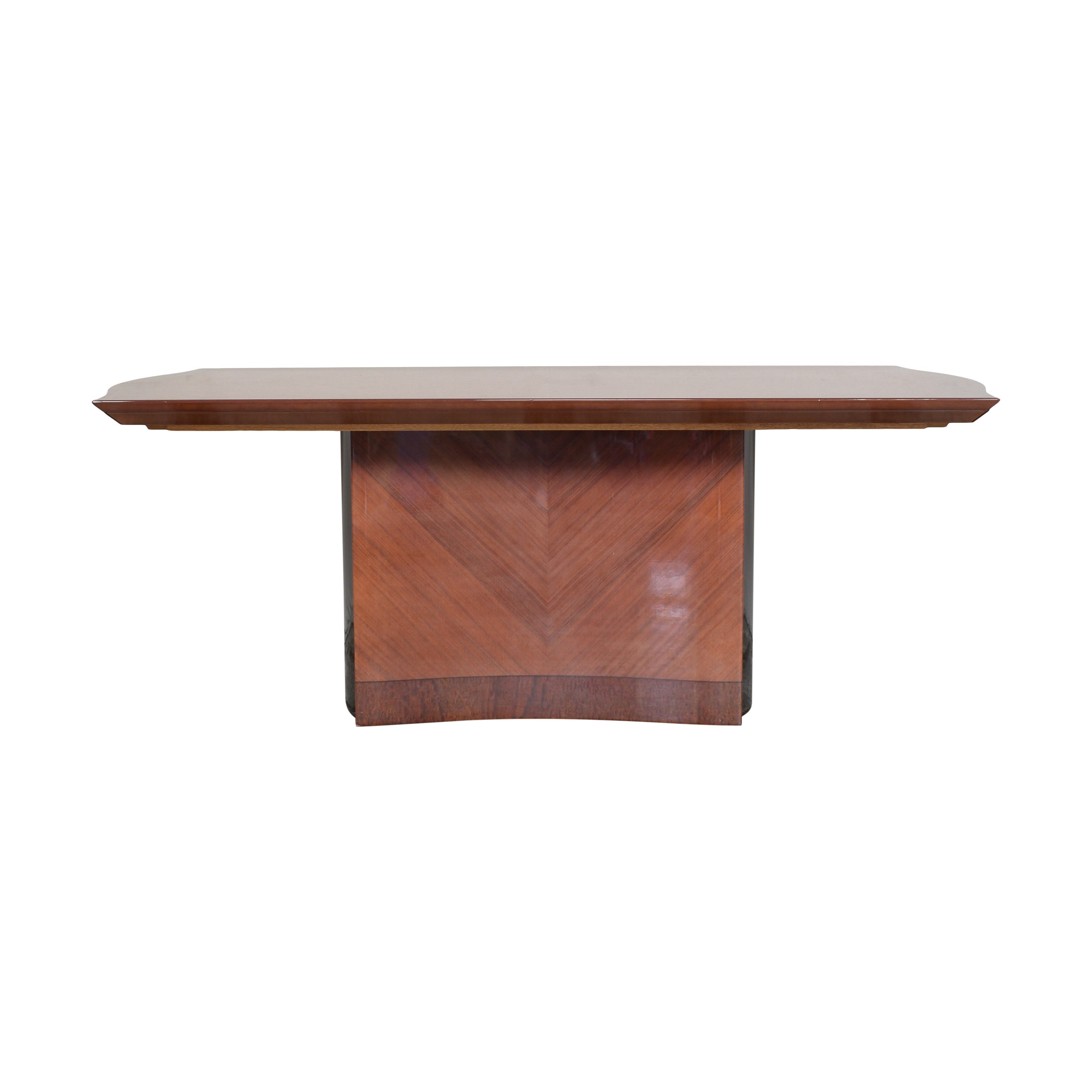 Excelsior Designs Excelsior Designs Extendable Dining Table brown