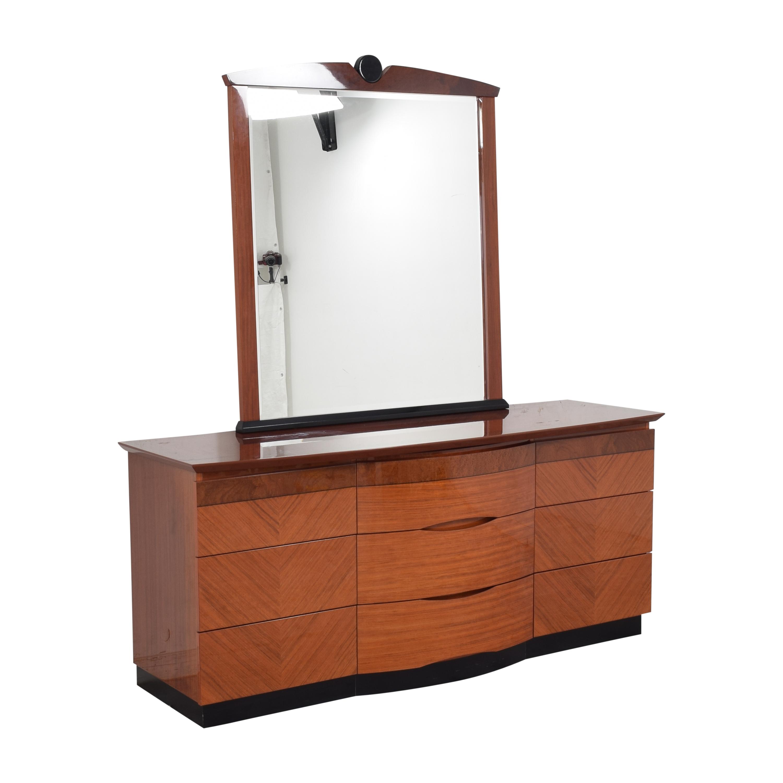 buy Triple Dresser with Mirror  Dressers