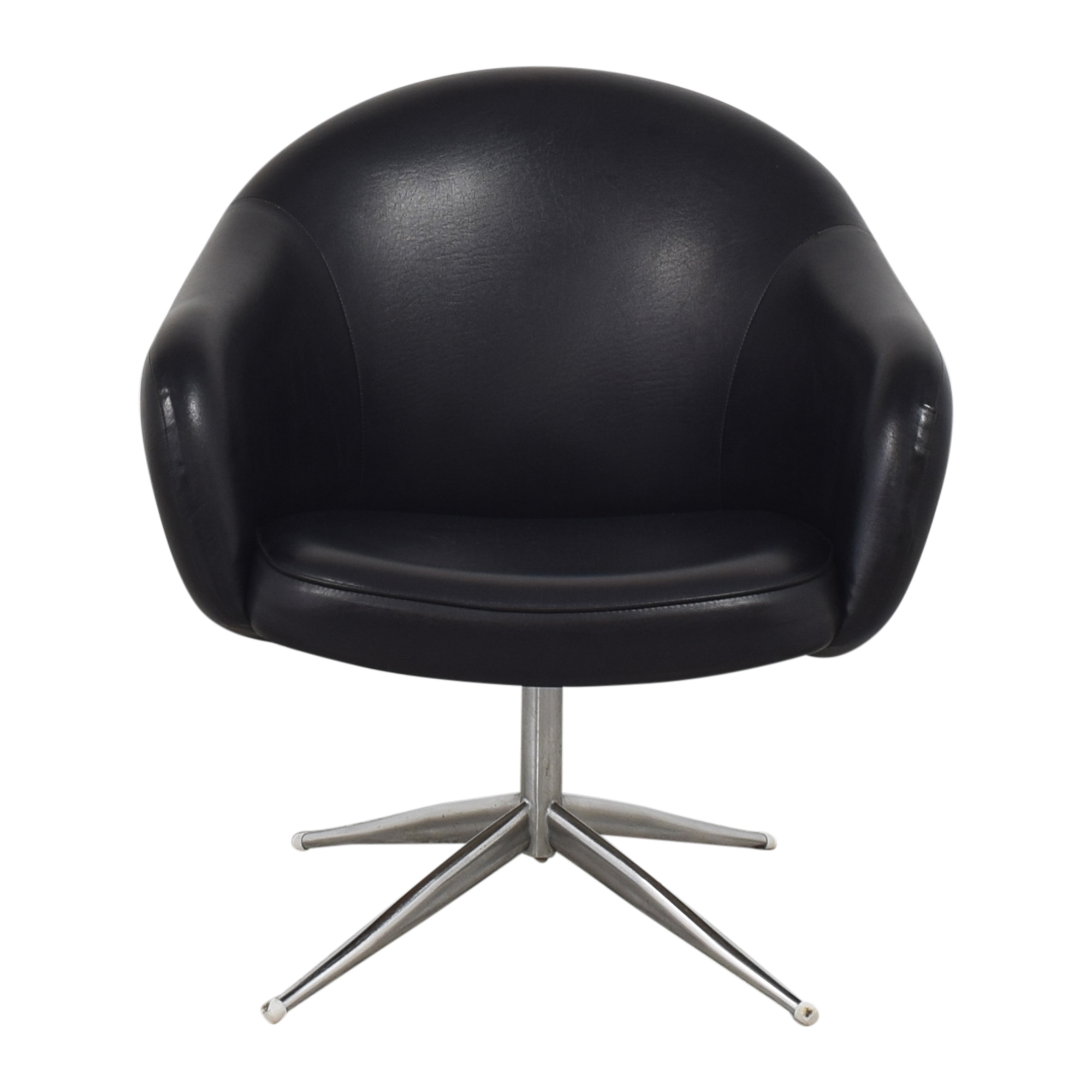 Viko by Baumritter Viko by Baumritter Mid Century Accent Chair dimensions