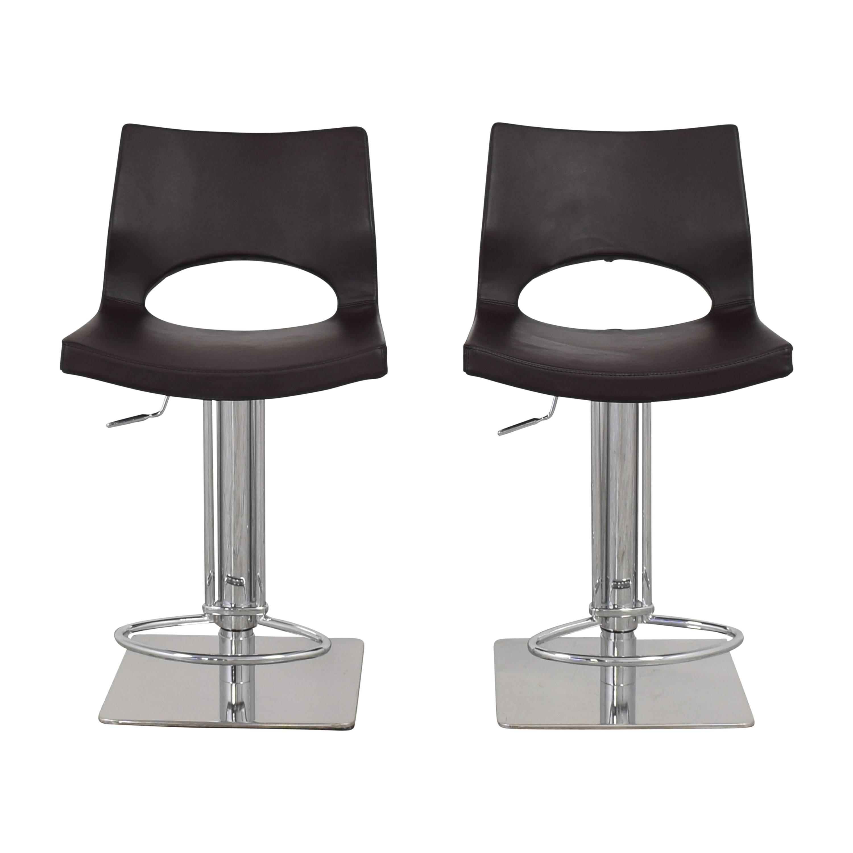 buy J&M Furniture C203 Swivel Bar Stools J&M Furniture Chairs