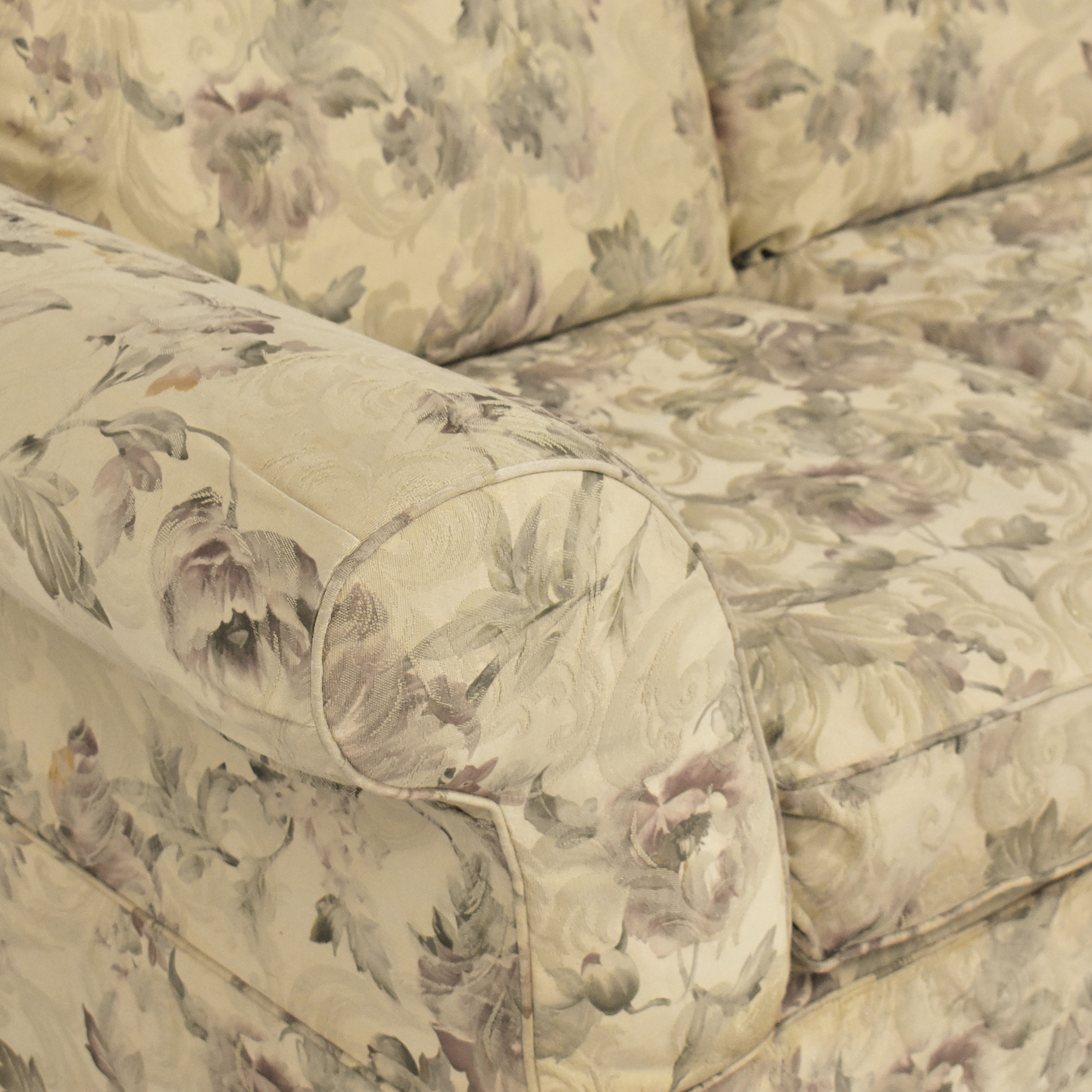 Domain Home Domain Home Floral Two Seat Sofa