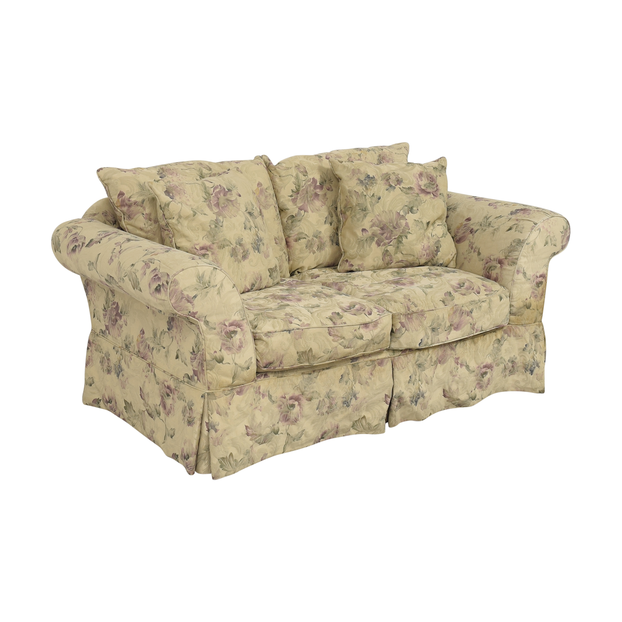 buy Domain Home Domain Home Floral Two Seat Sofa online