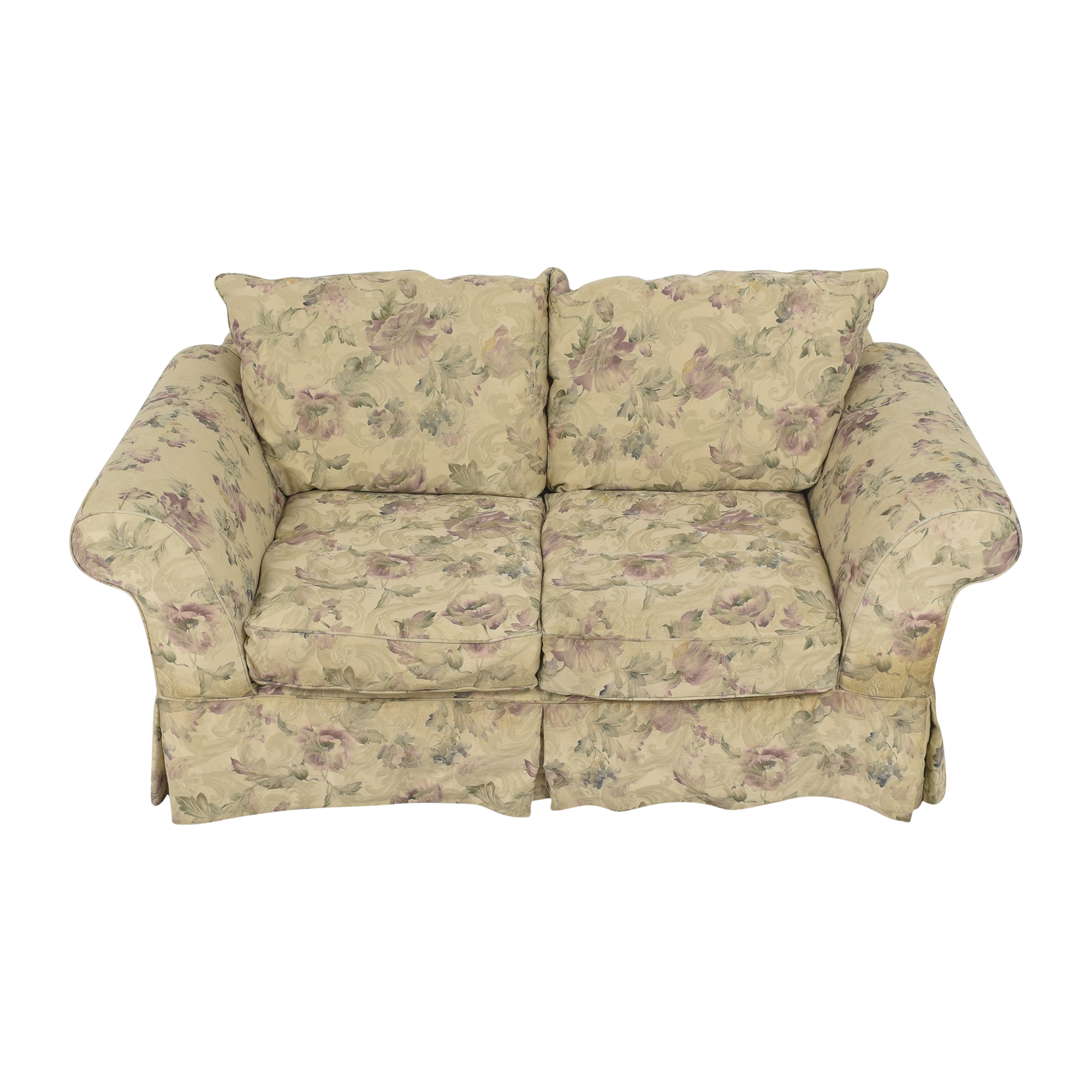 Domain Home Floral Two Seat Sofa / Sofas