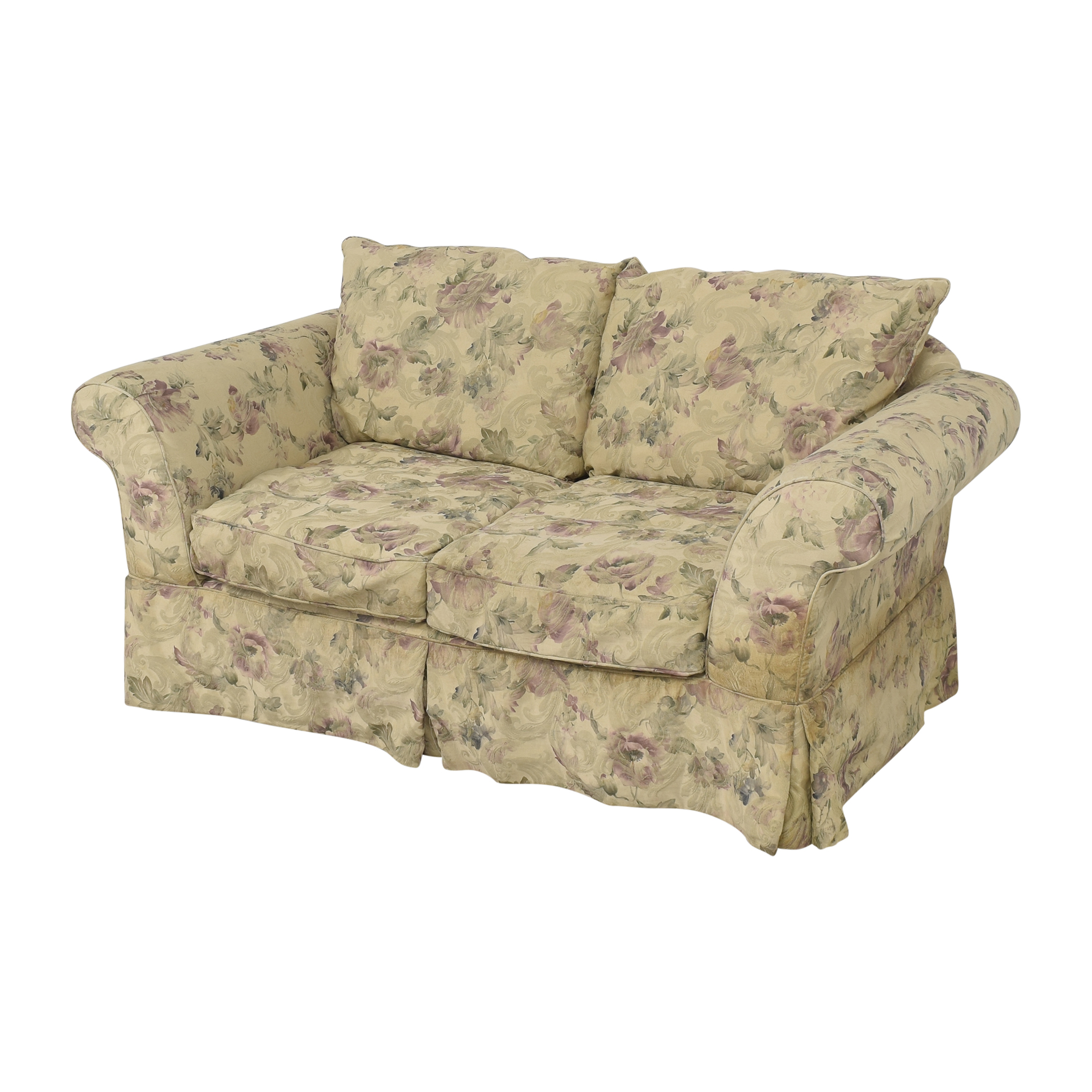 shop Domain Home Floral Two Seat Sofa Domain Home Sofas