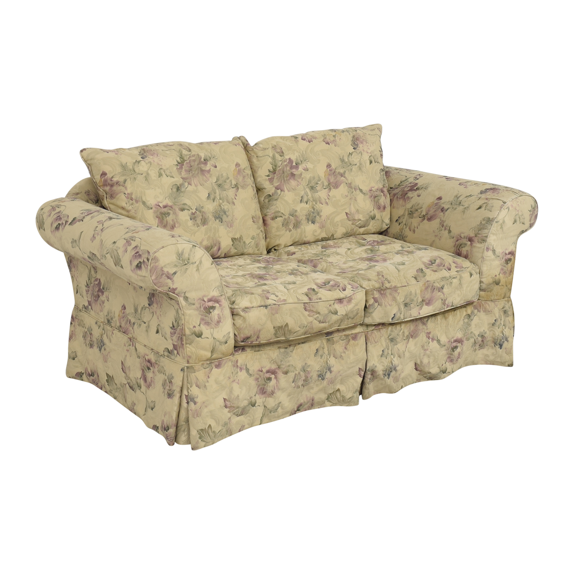 Domain Home Domain Home Floral Two Seat Sofa nyc