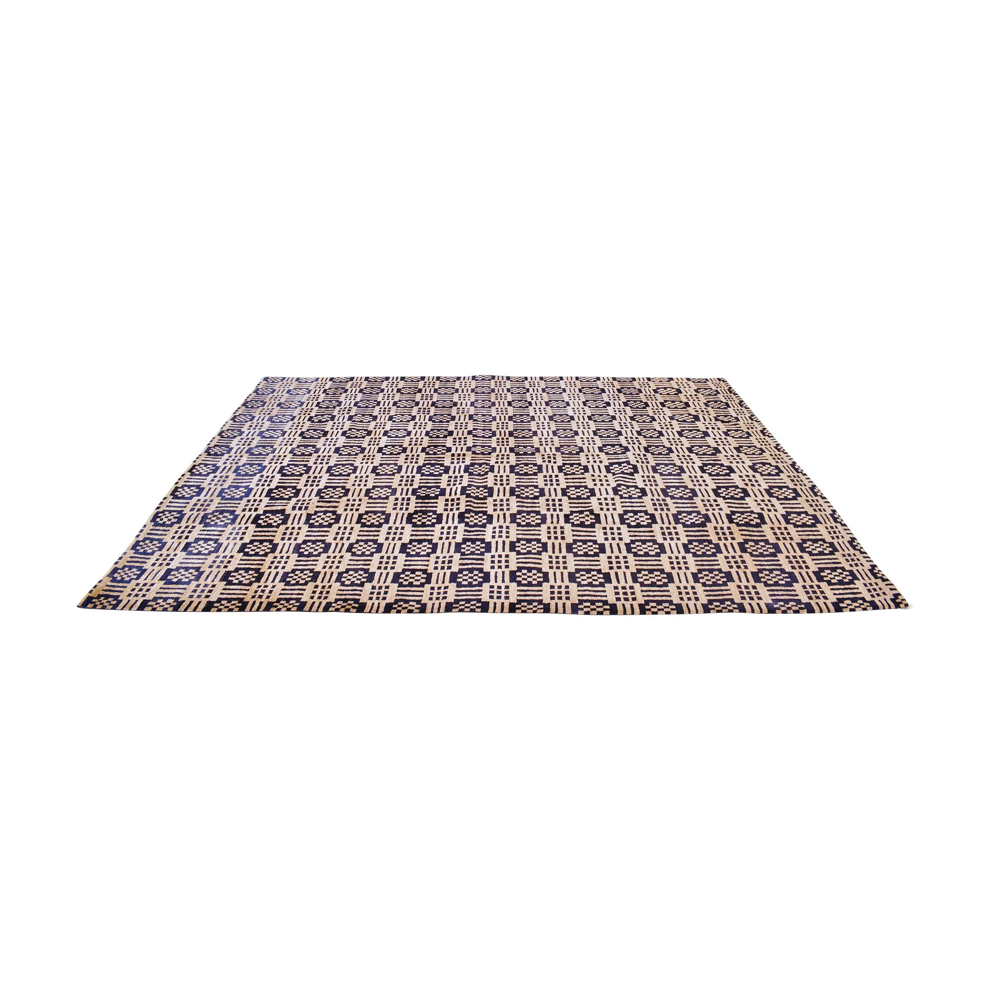 Knecht Ag Knecht Ag via ABC Carpet & Home Patterned Area Rug Rugs