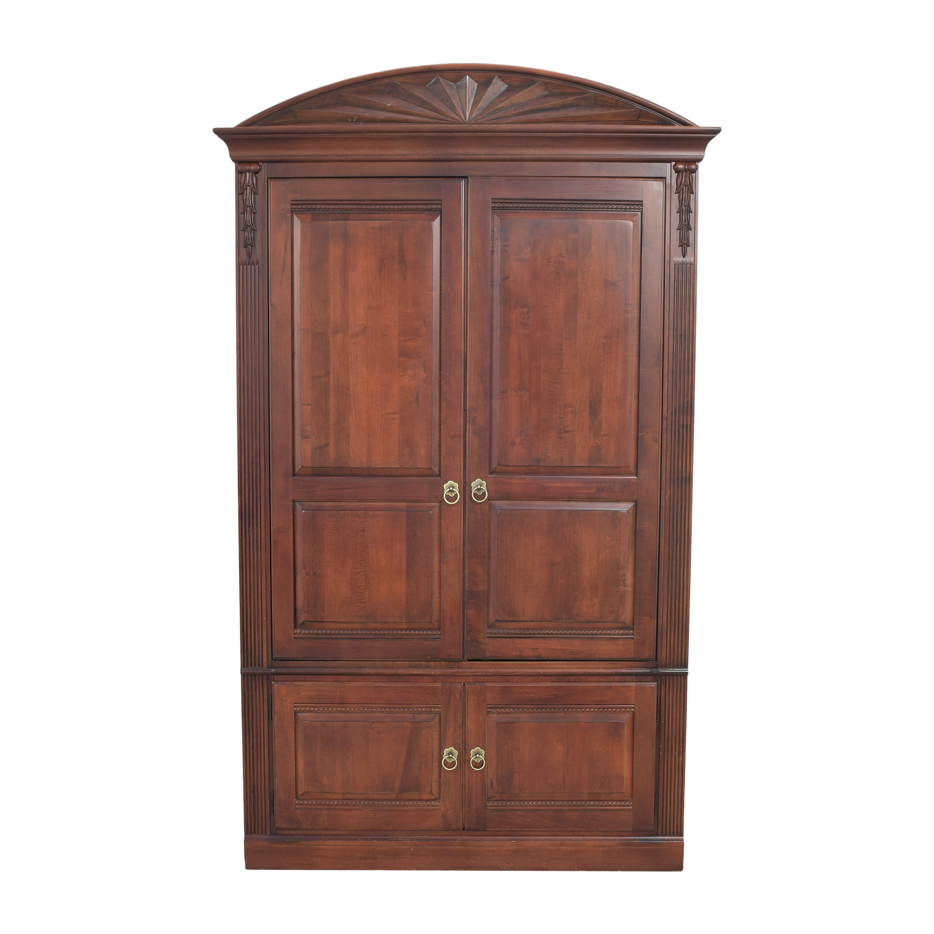 Ethan Allen Ethan Allen British Classics Media Armoire used