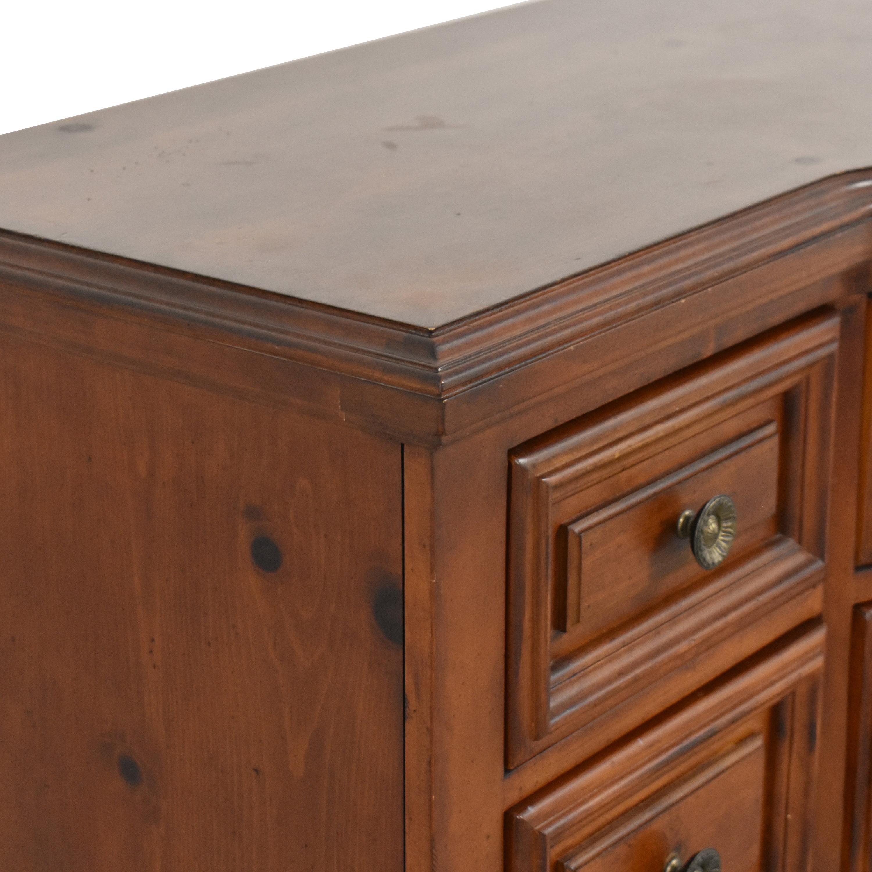 Six Drawer Sideboard used