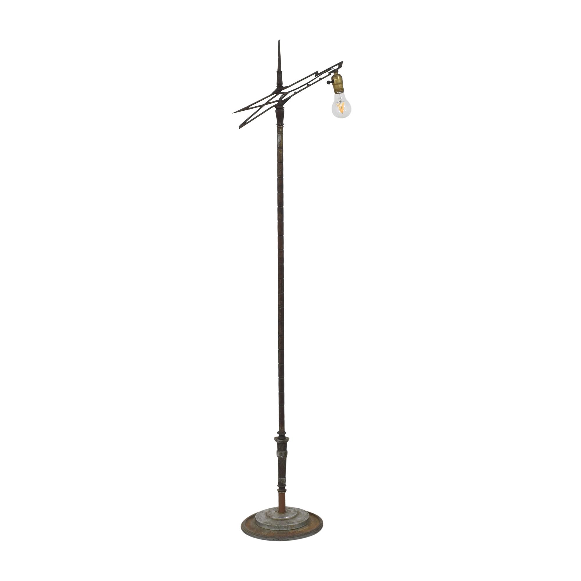 Stylized Floor Lamp / Lamps
