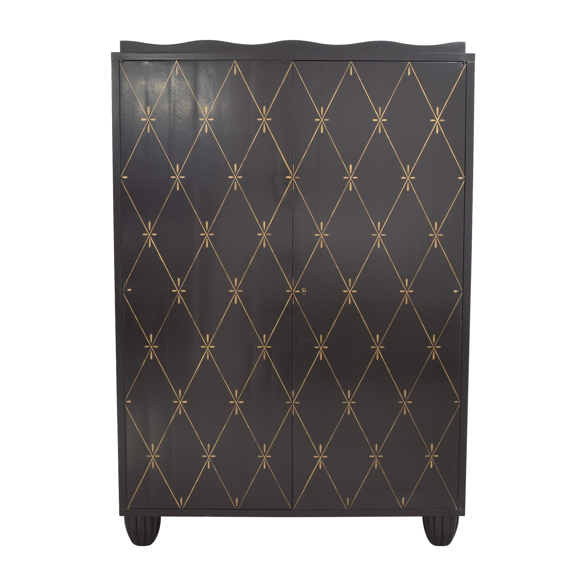 Baker Furniture Barbara Barry for Baker Furniture Armoire discount