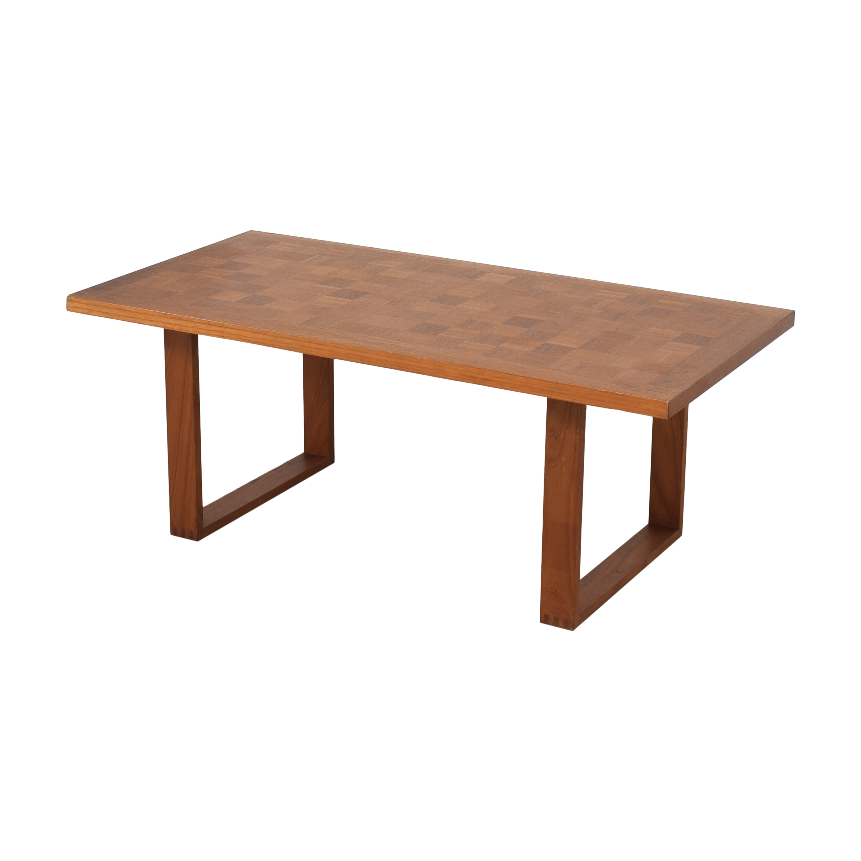 France and Son France and Son Checkerboard Coffee Table ct