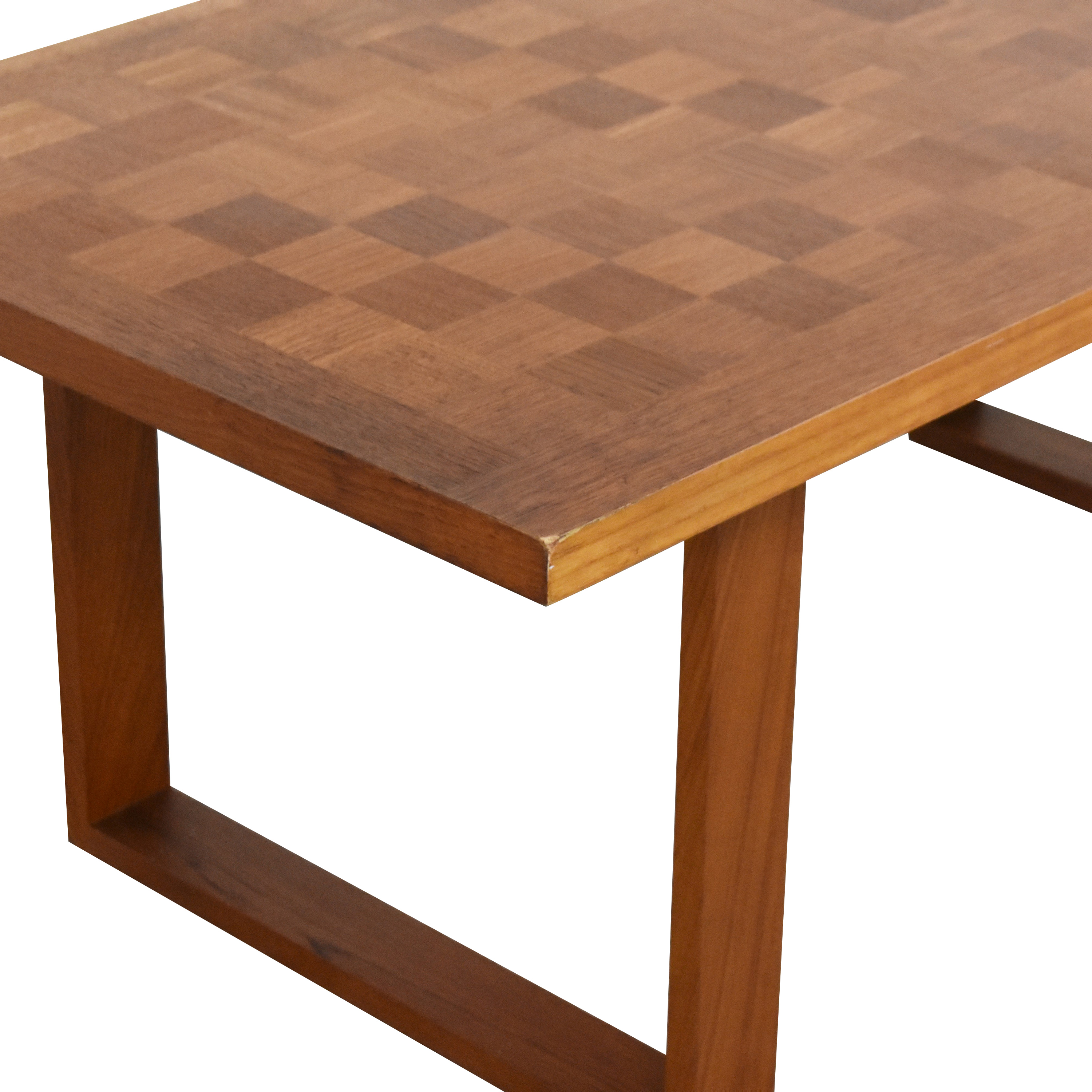 buy France and Son Checkerboard Coffee Table France and Son Coffee Tables