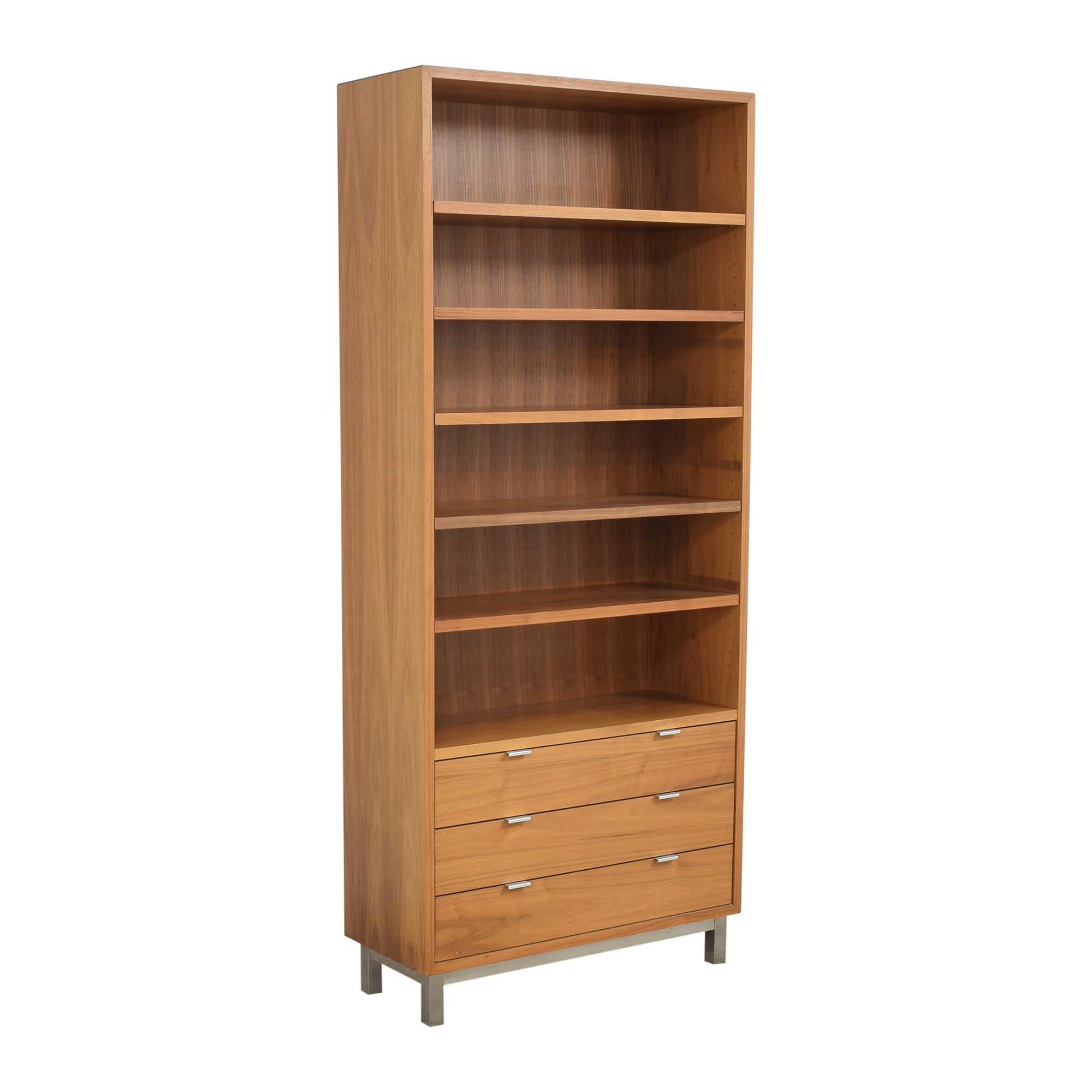 Room & Board Room & Board Copenhagen Three Drawer Bookcase